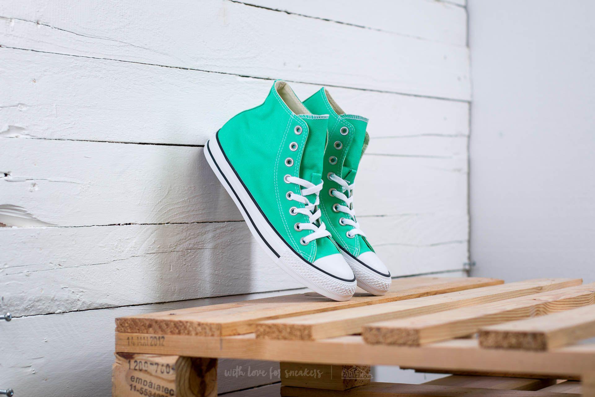 Converse Chuck Taylor All Star Hi Menta Footshop – FR