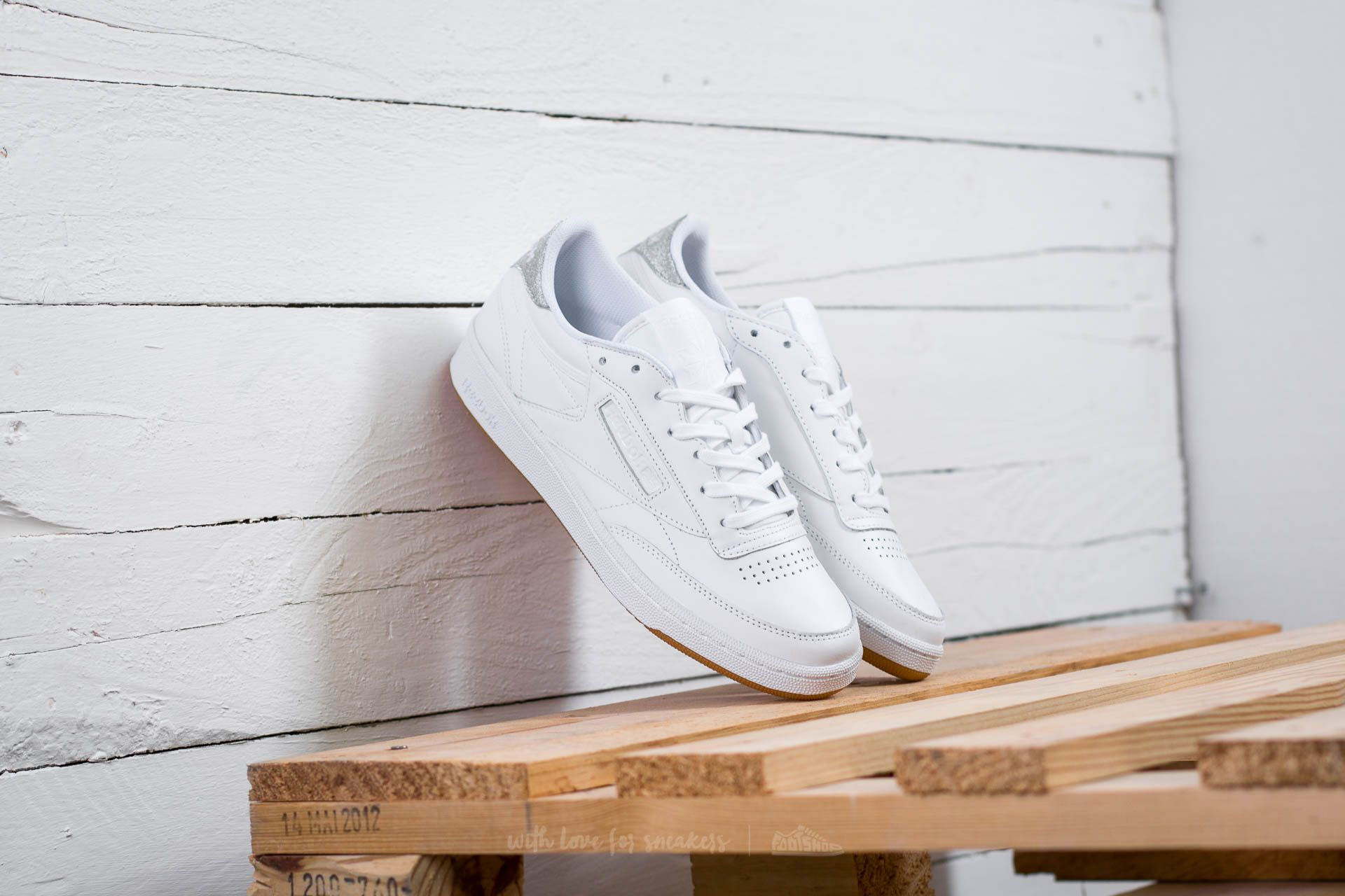 Reebok Club C 85 Diamond W White/ Gum Footshop – FR