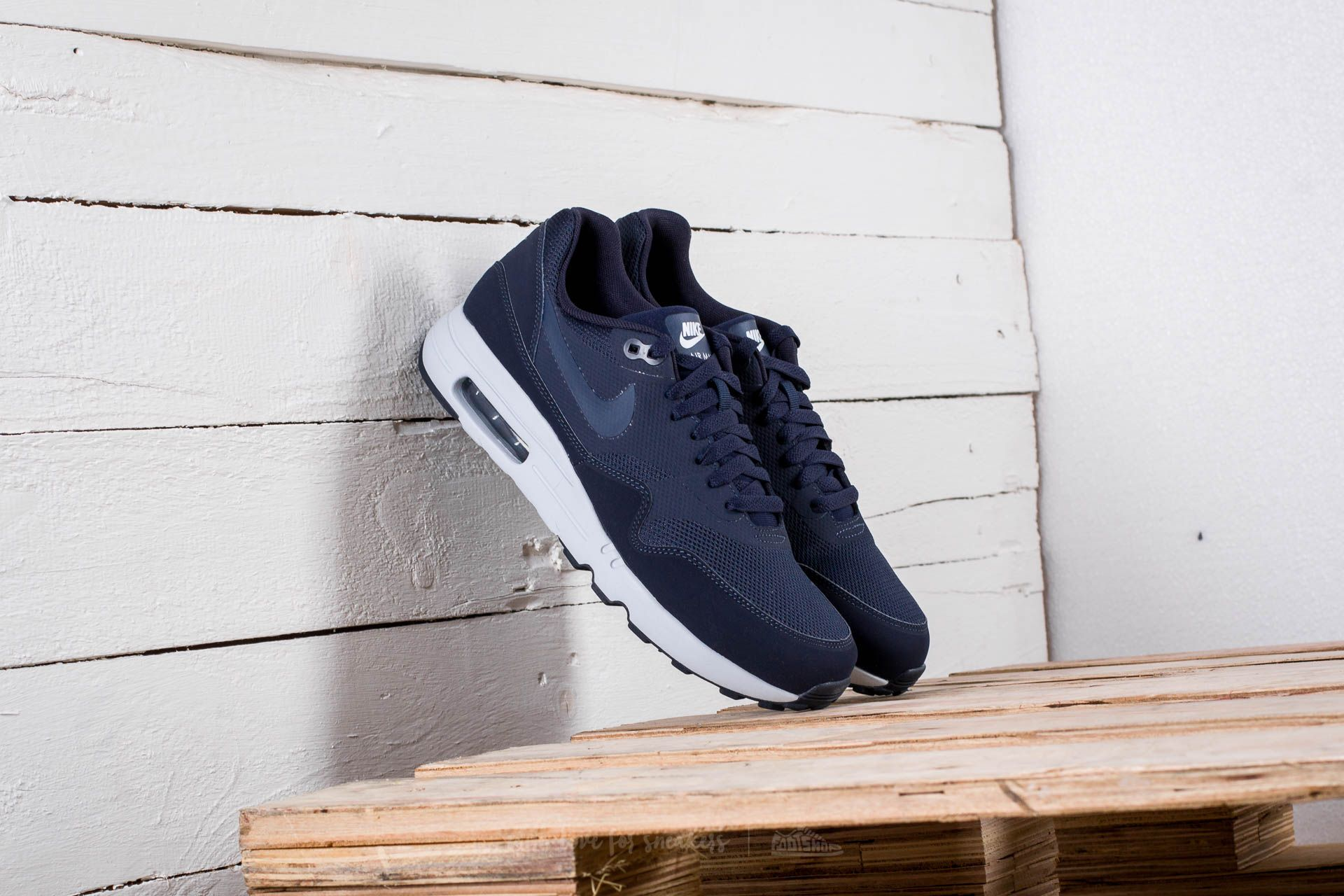 Nike Air Max 1 Ultra 2.0 Essential Obsidian/ Obsidian