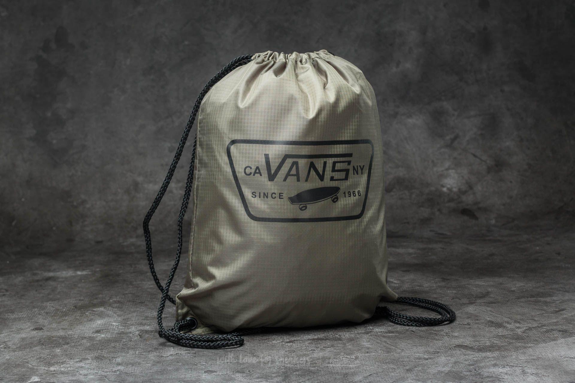 Vans League Bench Bag Grape Leaf-Black Footshop – FR