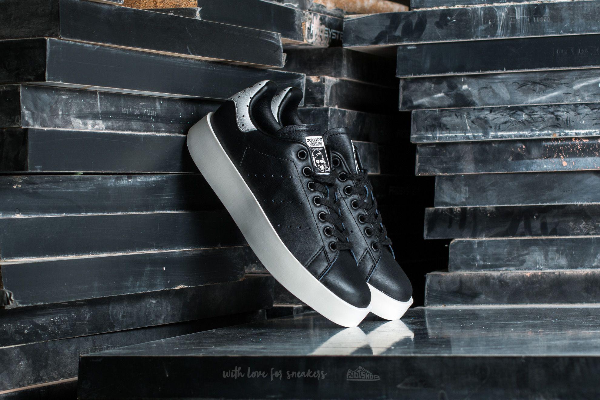adidas Stan Smith Bold W Core Black/ Core Black/ Ftw White Footshop – FR
