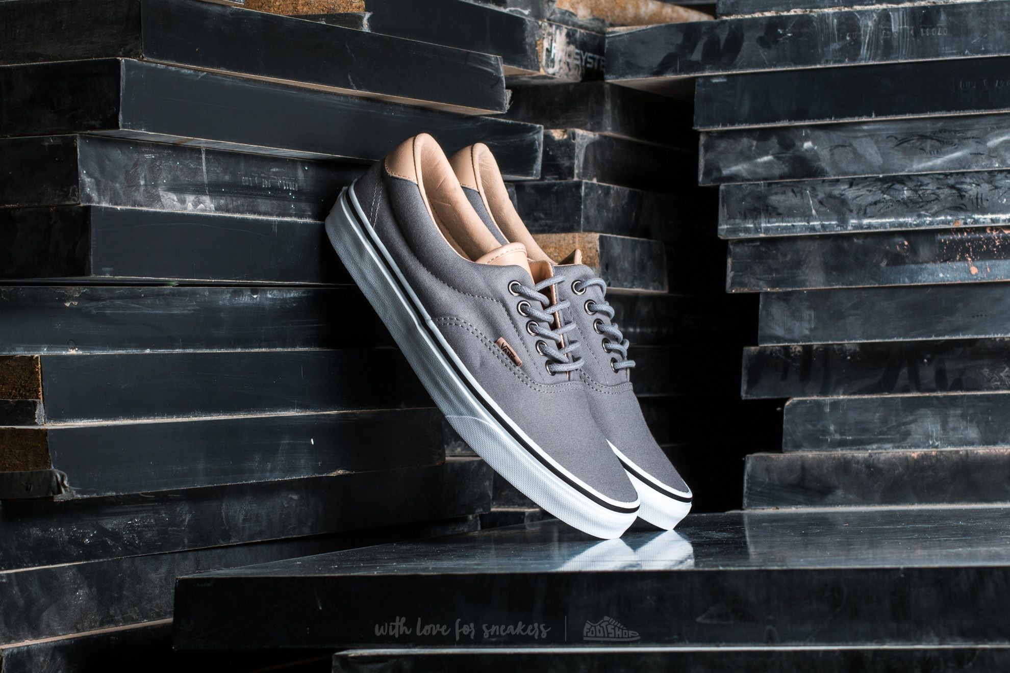 Vans Era 59 (Veggie Tan) Frost Grey/ True White Footshop – FR