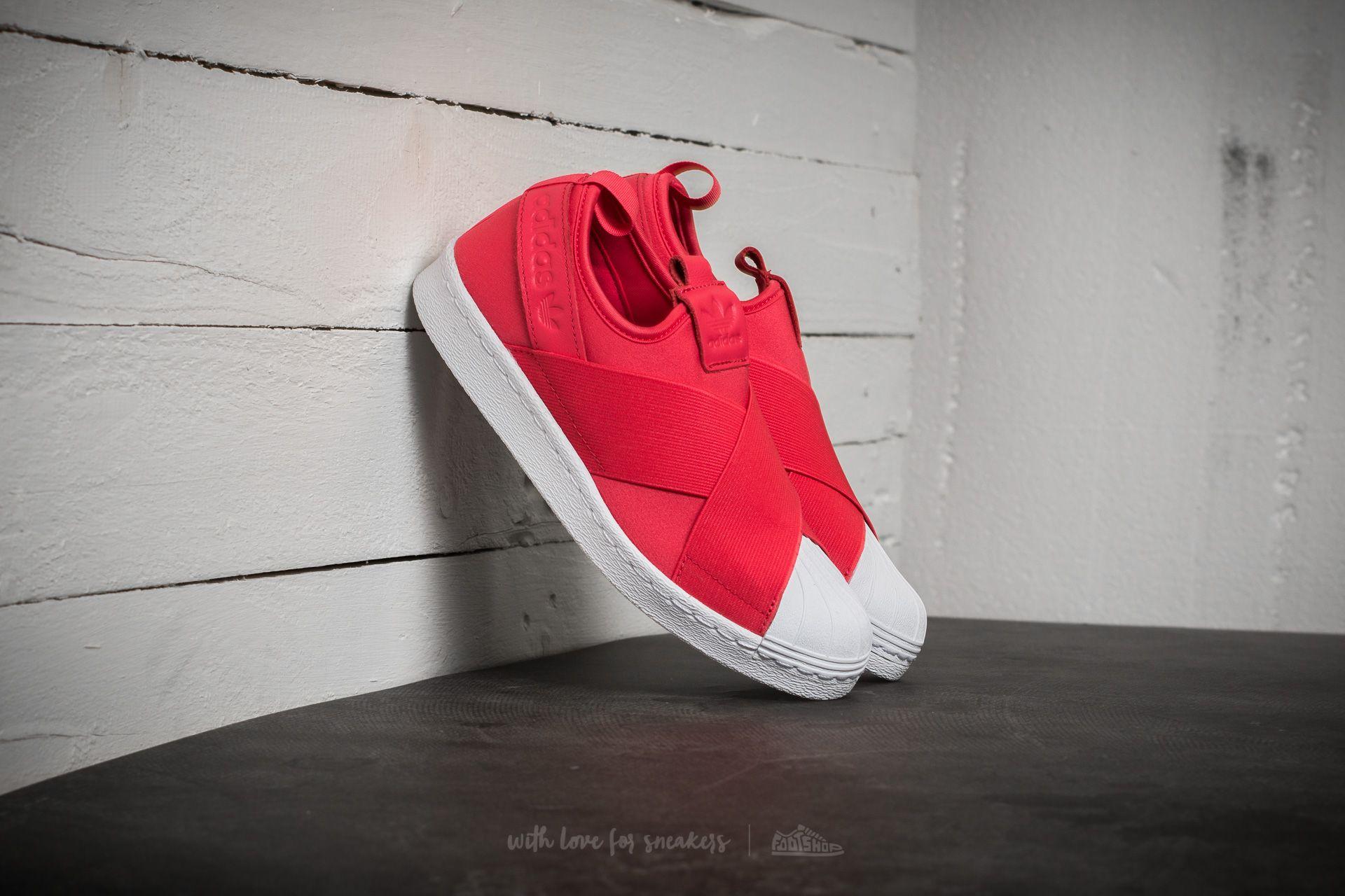 adidas Superstar SlipOn W Core Pink/ Core Pink/ Ftw White Footshop – FR