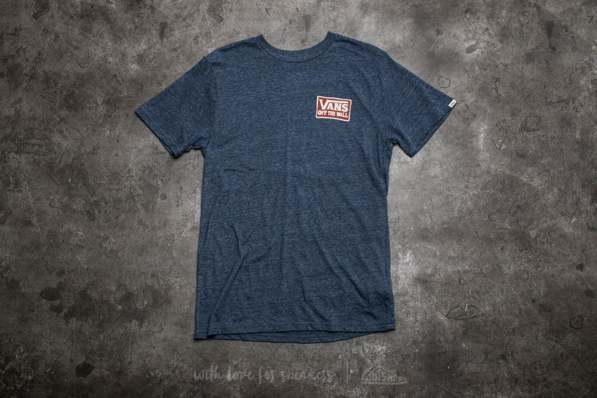 Vans Mn Shaping Triblend Navy Heather