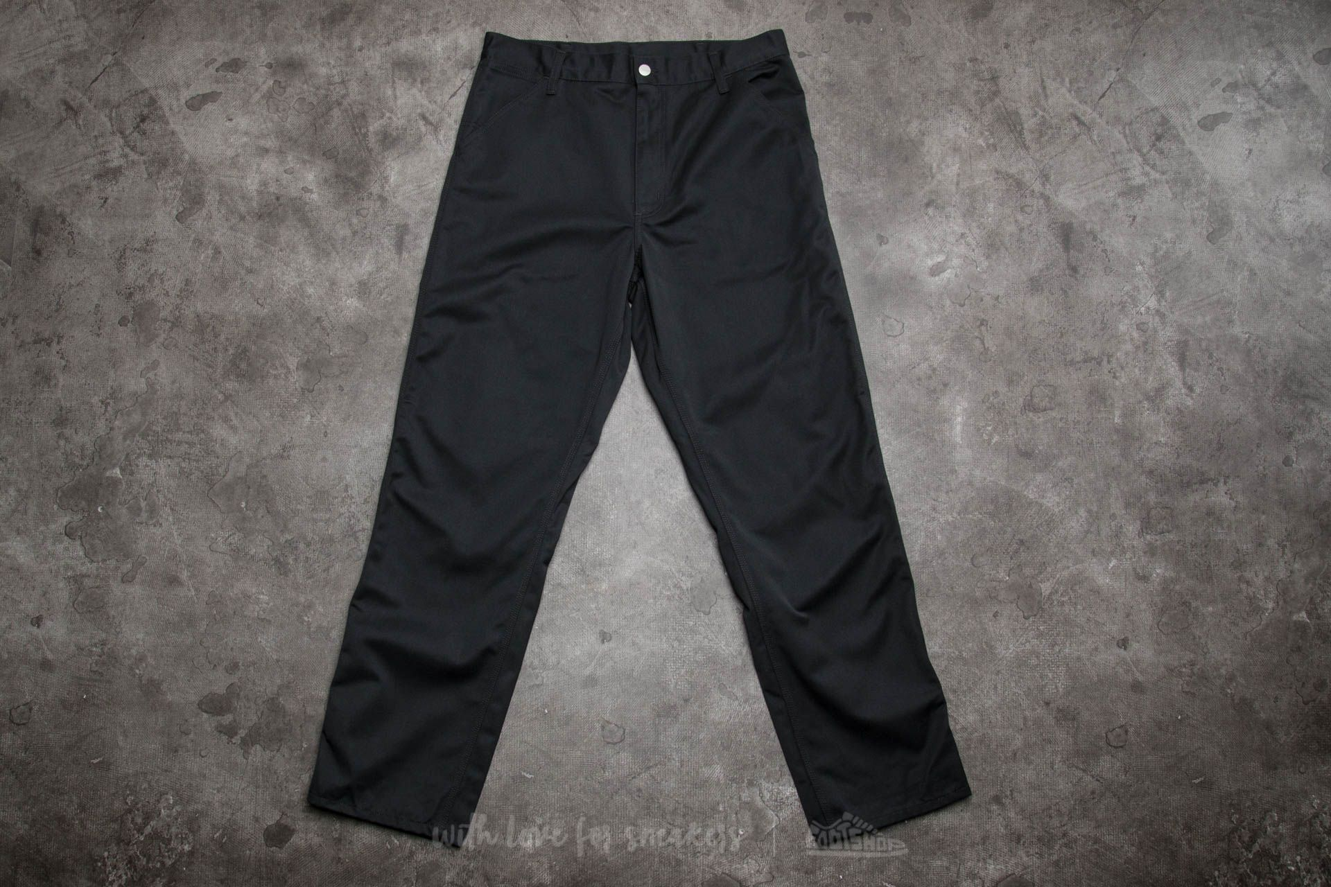 Carhartt WIP Simple Pant Black Footshop – FR