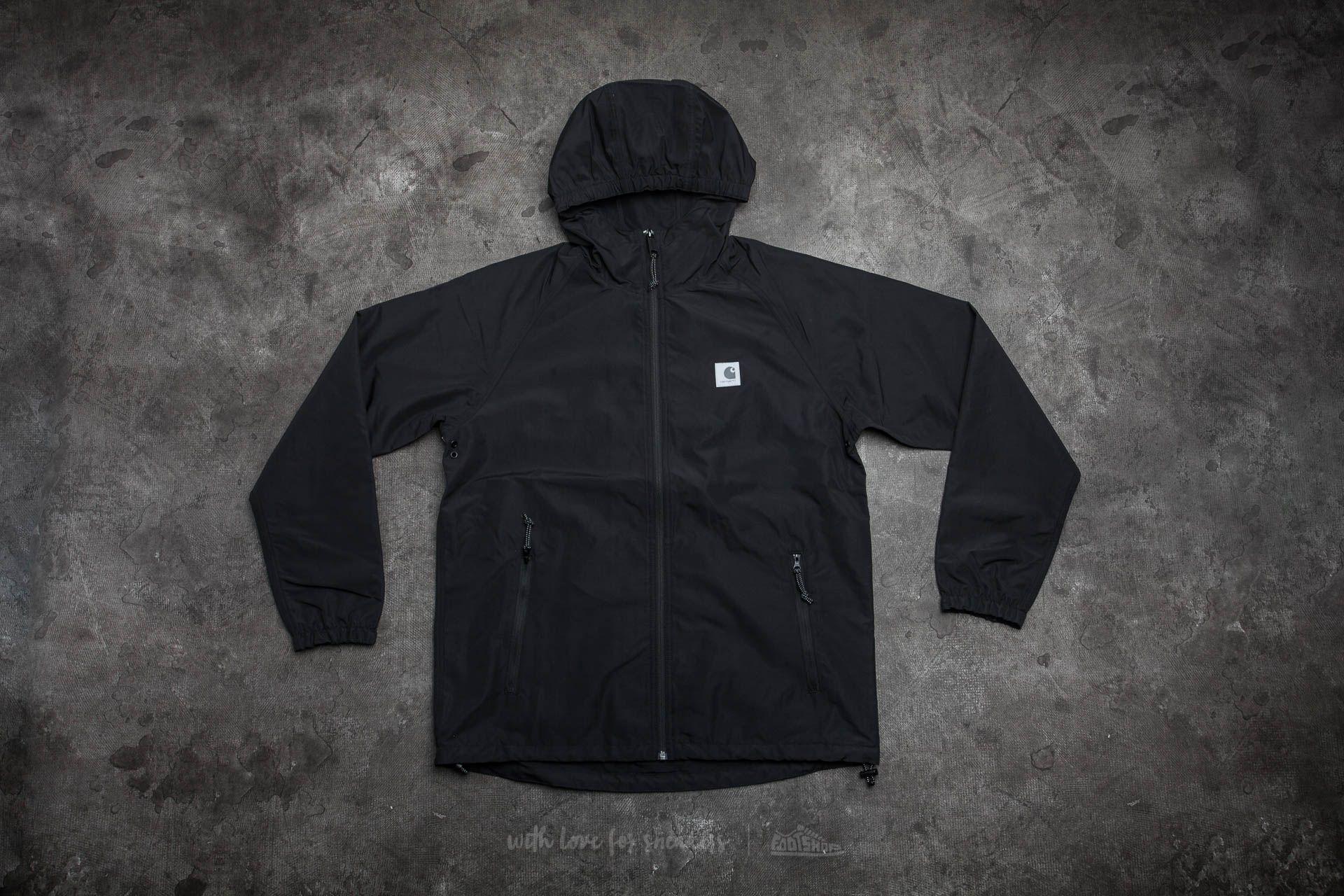 Carhartt WIP Zephyr Jacket Black Footshop – FR