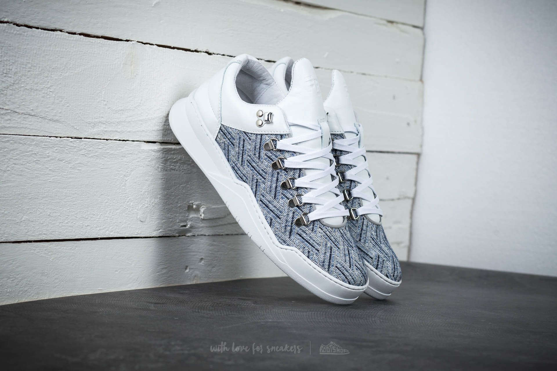 Filling Pieces Mountain Cut Beluga White Footshop – FR