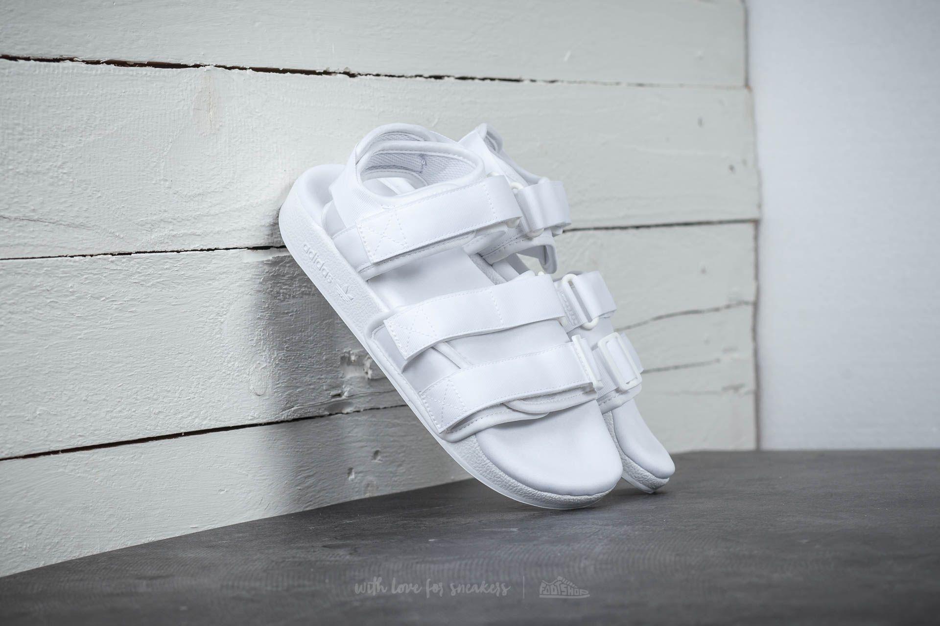 adidas Adilette Sandal W Footwear White/ Footwear White/ Footwear White Footshop – FR
