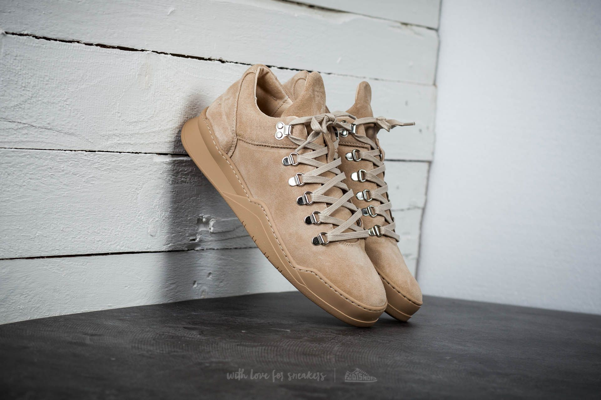 Filling Pieces Mountain Cut Tone Ghost Sand Footshop – FR