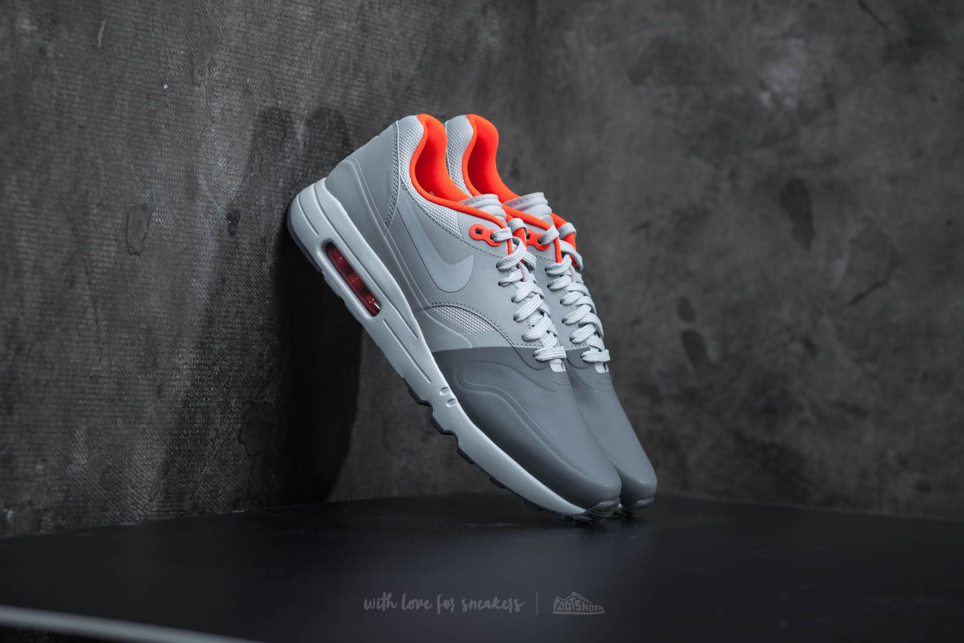 Nike Air Max 1 Ultra 2.0 SE Dark Grey/ Wolf Grey-Wolf Grey Footshop – FR