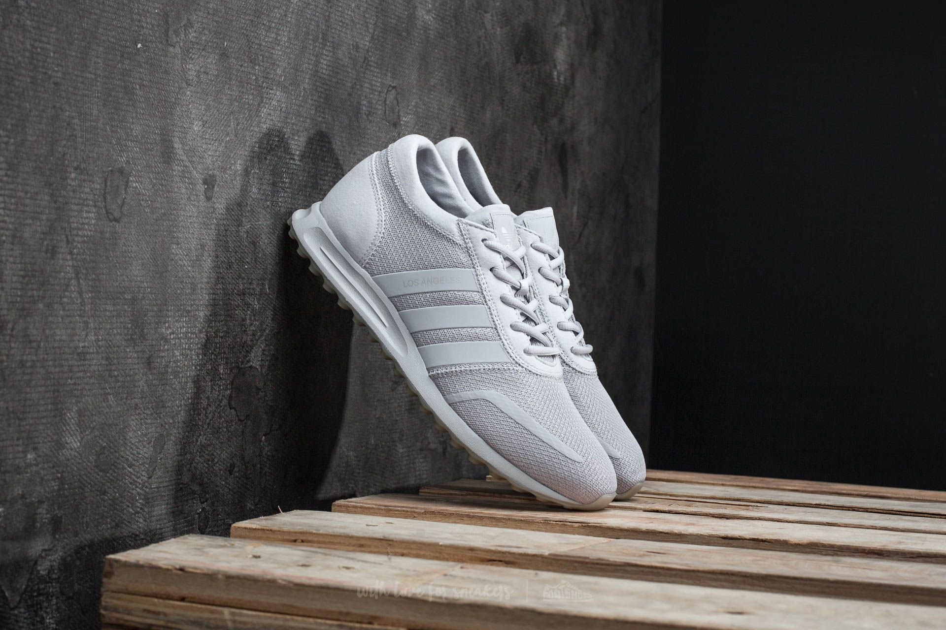 adidas  Los Angeles Light Solid Grey/  Light Solid Grey Footshop – FR