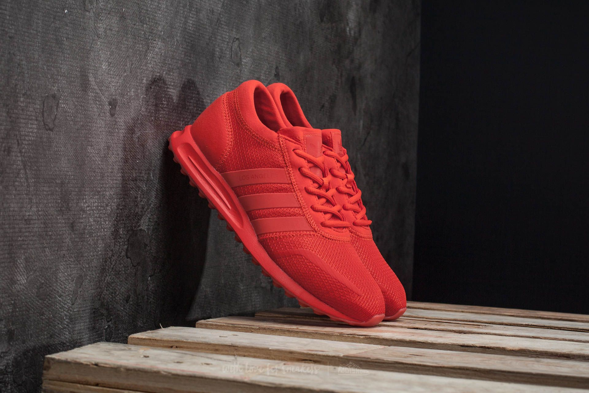 adidas Los Angeles Core Red/ Core Red/ Core Red Footshop – FR