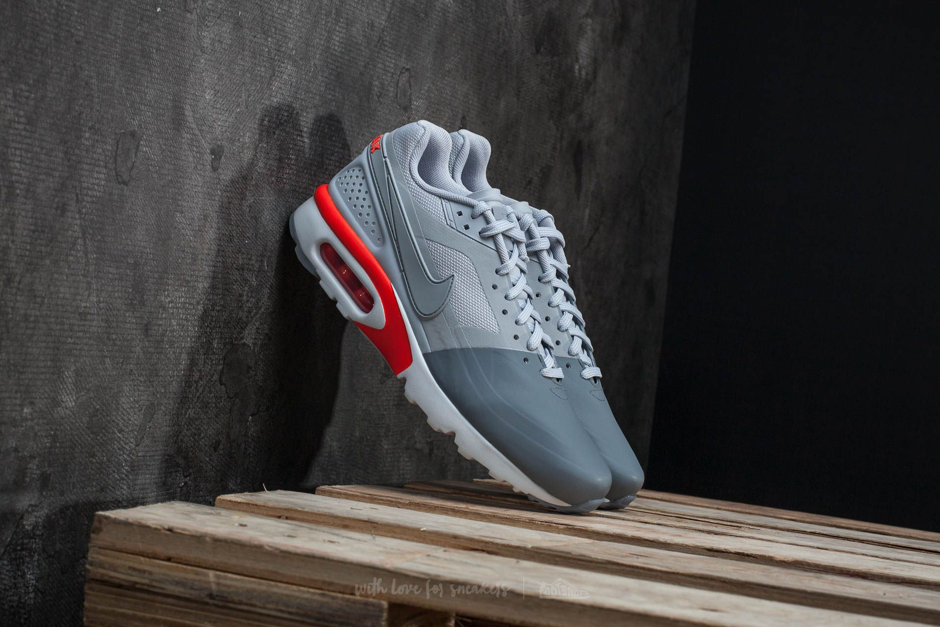 Nike Air Max BW Ultra SE Cool Grey/ Wolf Grey-Wolf Grey Footshop – FR