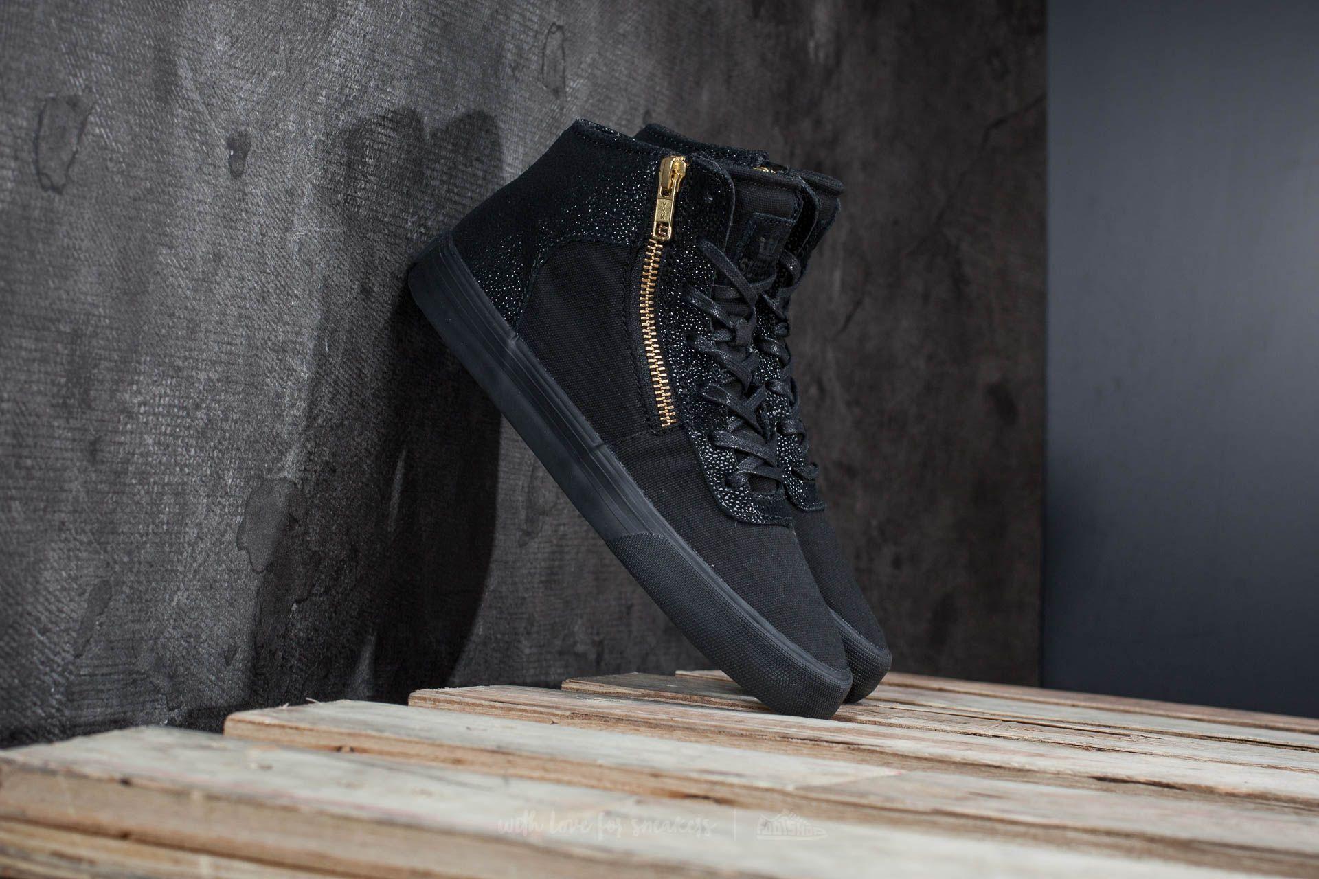 Supra Cuttler Black Footshop – FR