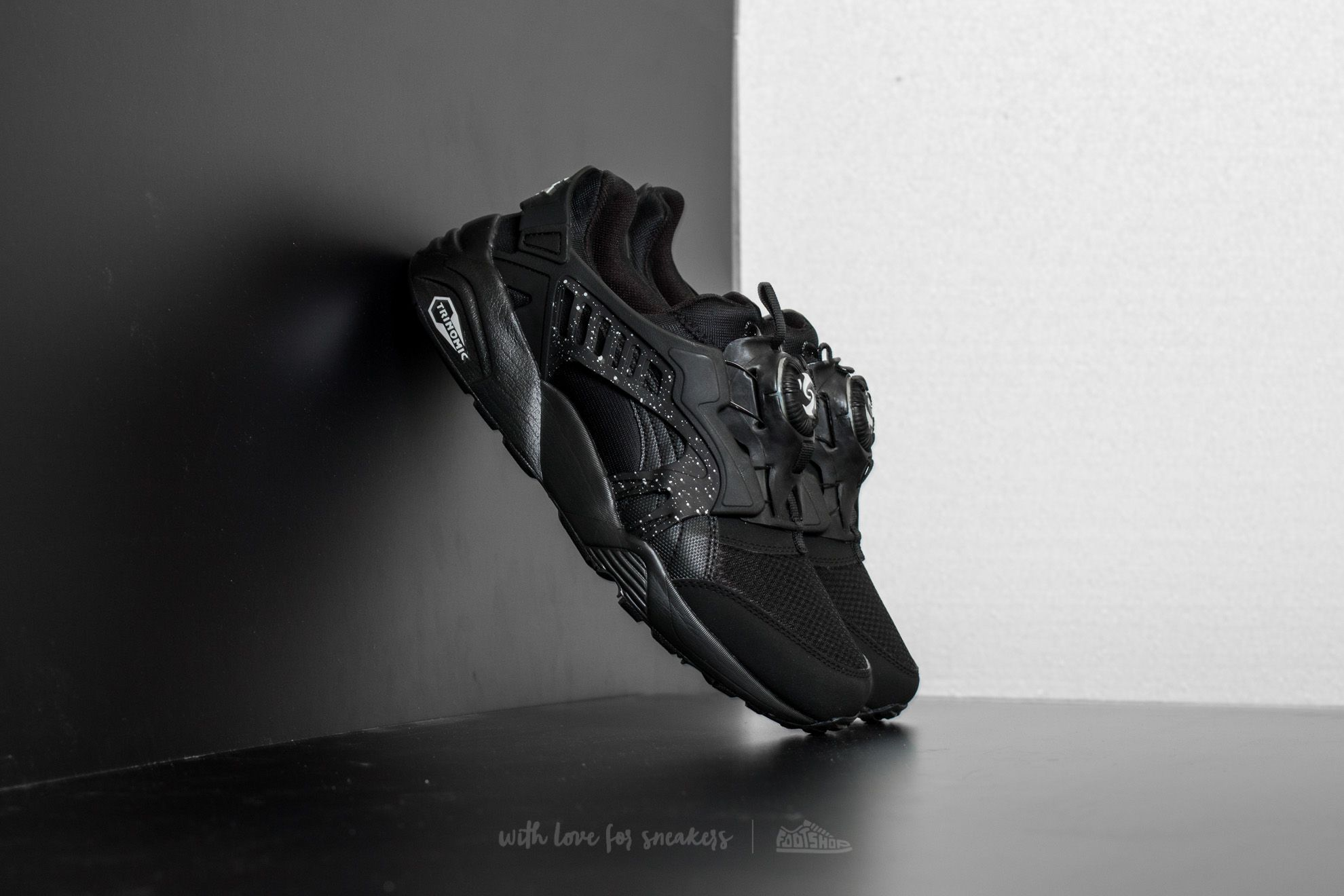 Puma Disc Blaze Black Footshop – FR