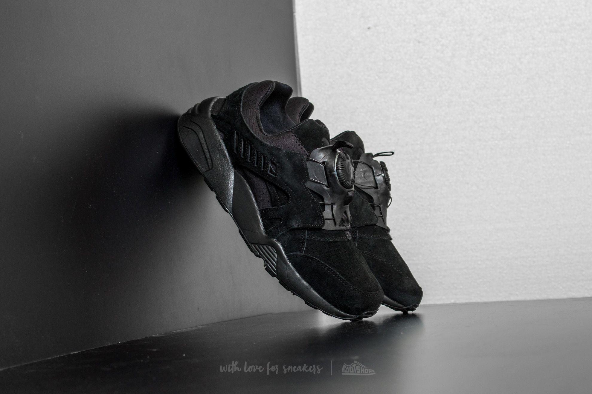 Puma Disc Blaze Mono Black Footshop – FR