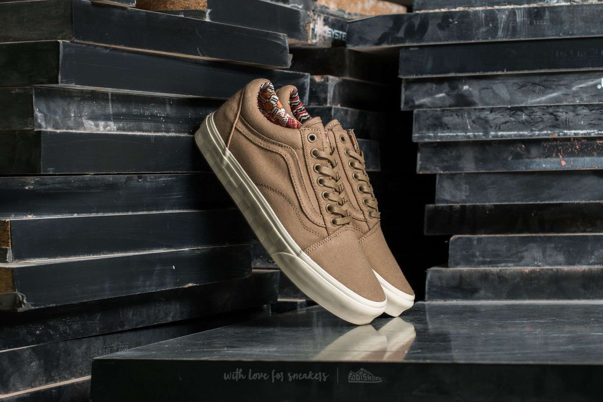 Vans Old Skool DX (Twill) Cornstalk Footshop – FR
