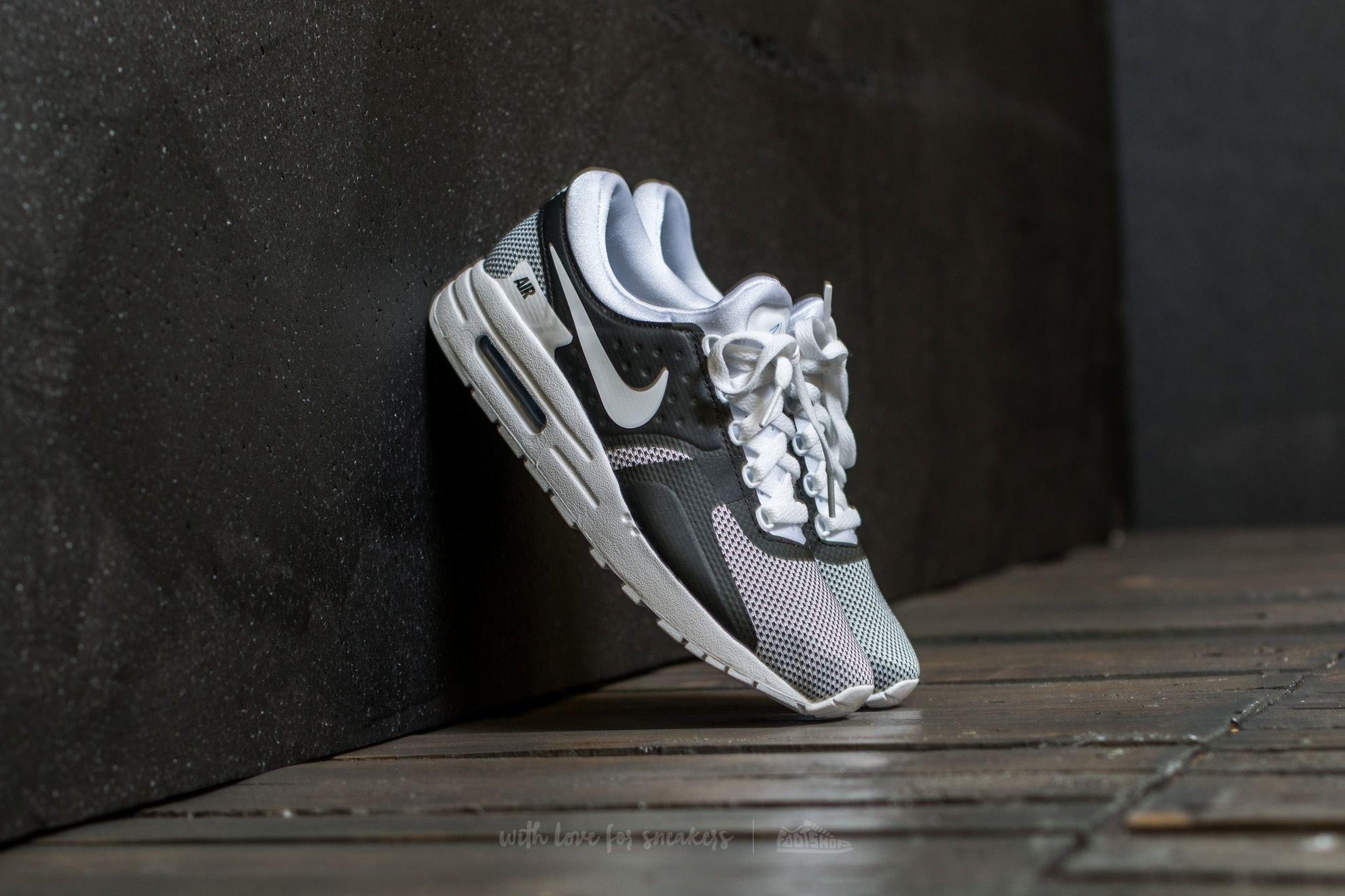 Nike Air Max Zero Essential GS White / White-Obsidian-Soar Footshop – FR