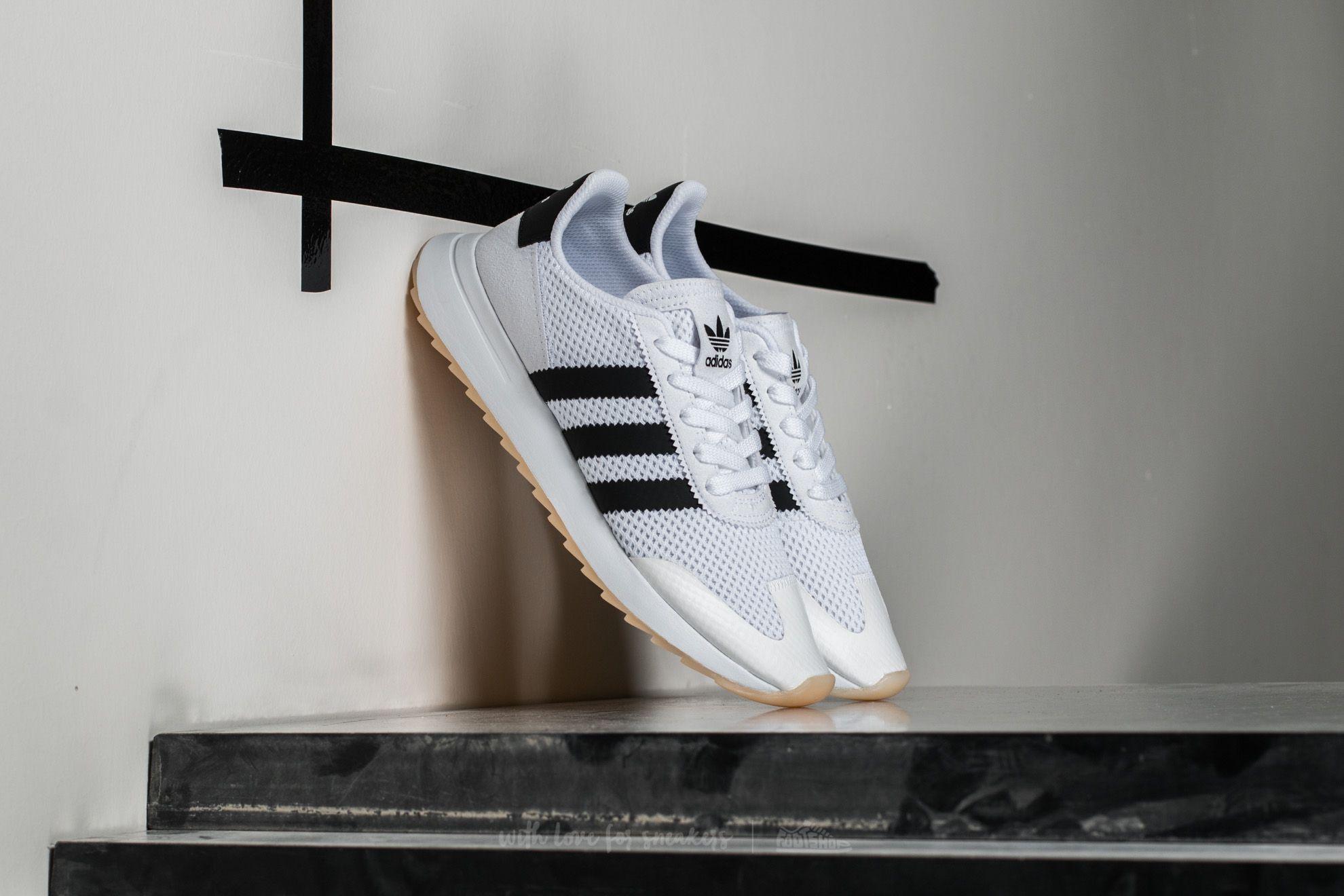 adidas Flashback W Ftw White/ Core Black/ Ftw White Footshop – FR