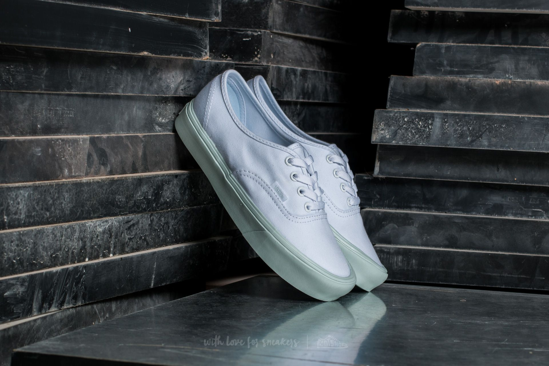 Vans Authentic Lite (Pop Pastel) True White/ Z Footshop – FR