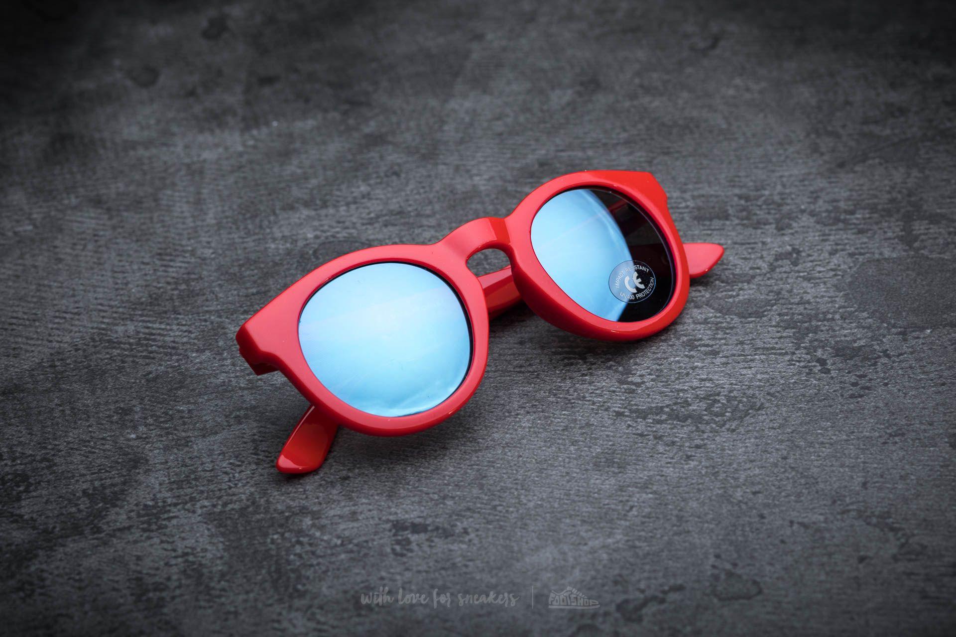 Vans Lolligagger Sunglasses Tomato Footshop – FR