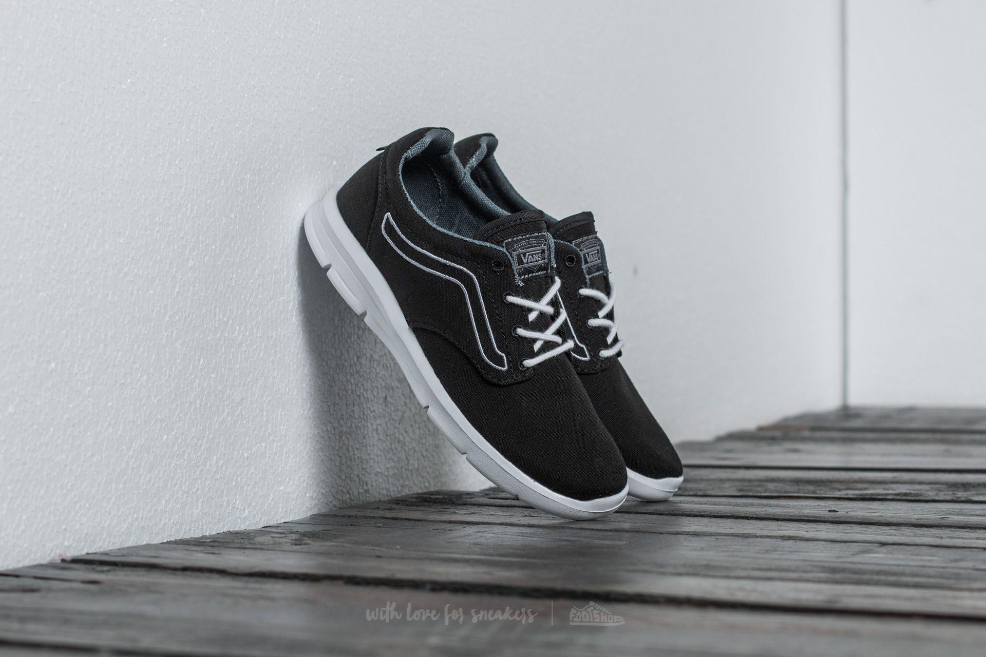 Vans Iso 1.5 (Canvas) Black/ Dark Slate Footshop – FR