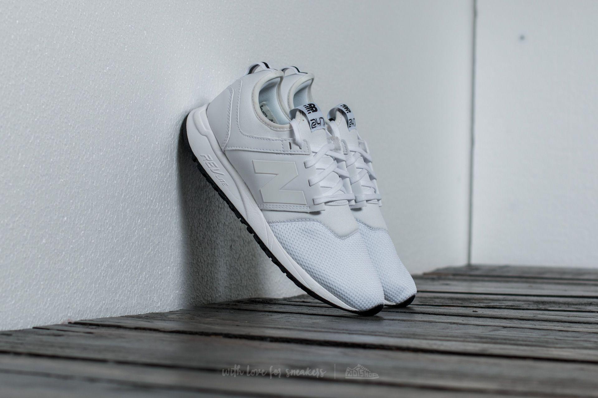 New Balance 247 White Footshop – FR