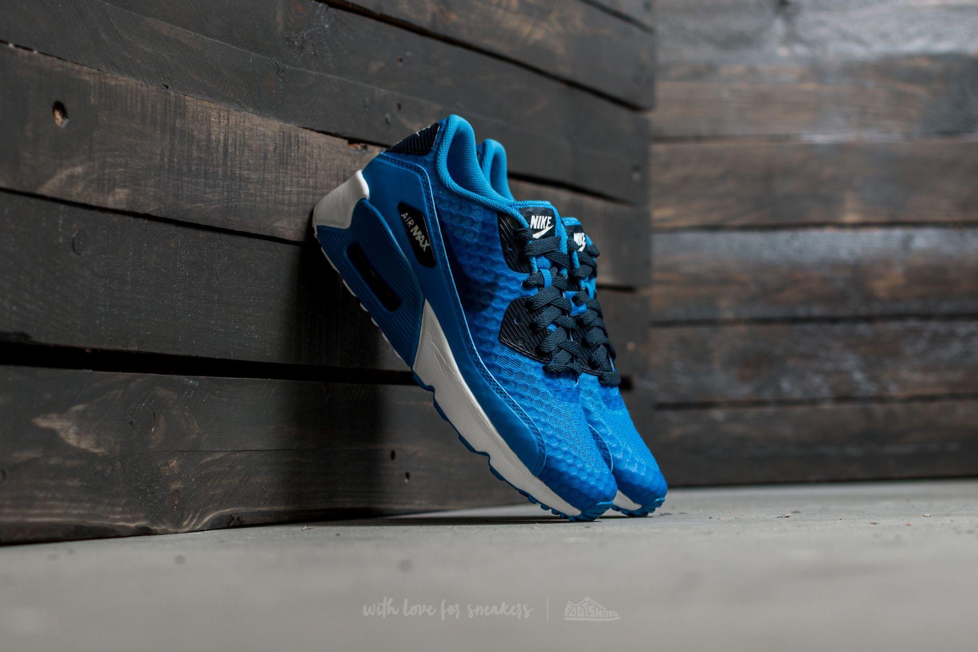 Nike Air Max 90 Ultra 2.0 BR (GS) Photo Blue/ Armory Navy-White Footshop – FR