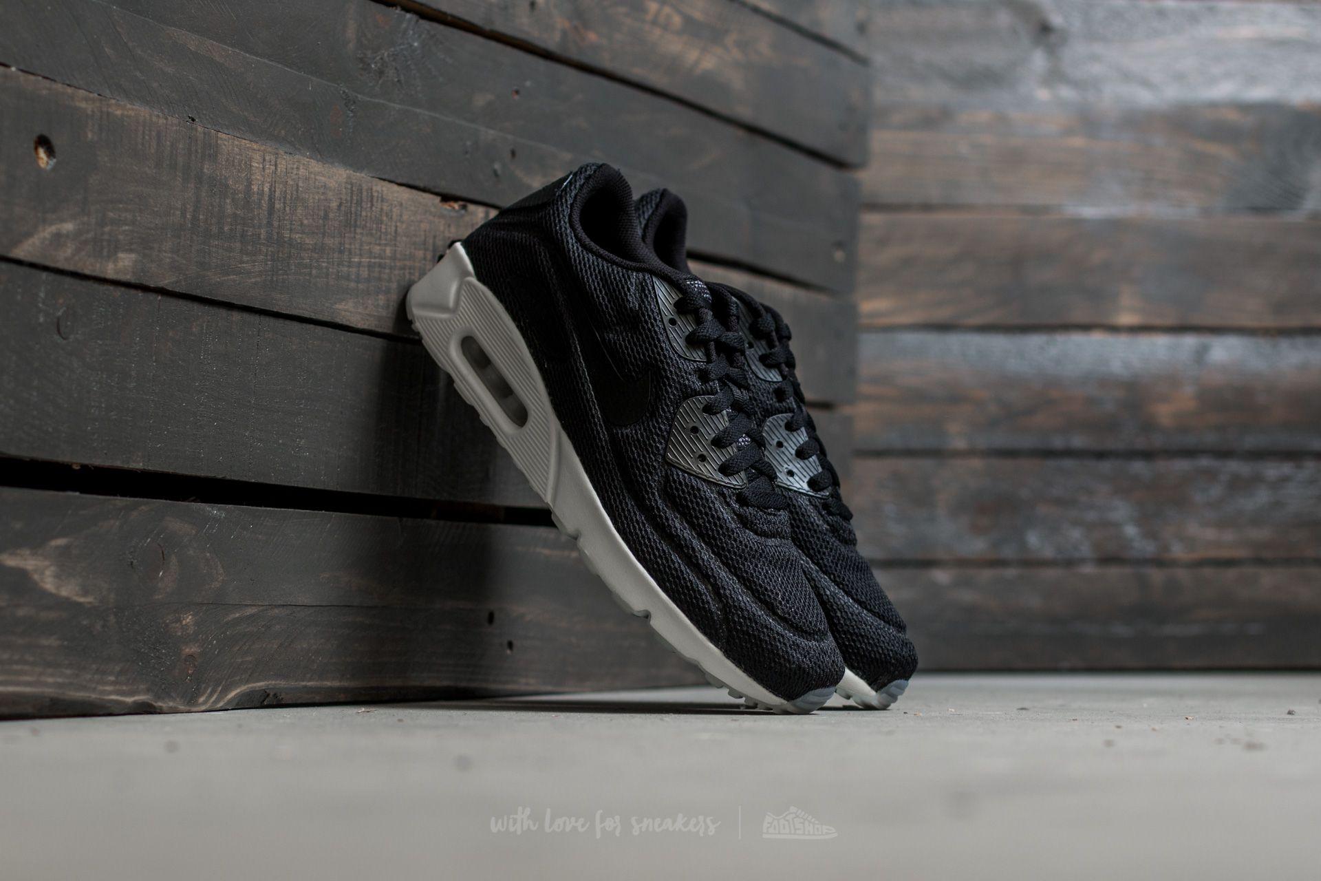 Nike Air Max 90 Ultra 2.0 BR Black/ Black-Summit White Footshop – FR