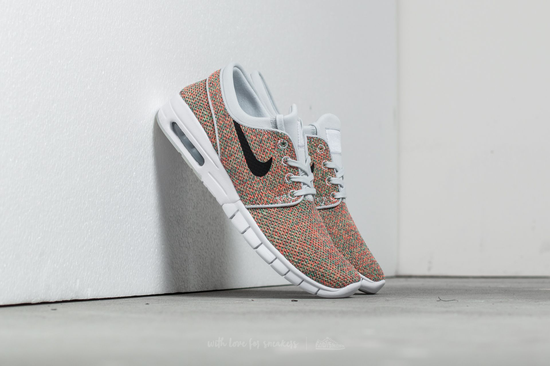Nike Stefan Janoski Max Volt/ Black-Photo Blue Footshop – FR