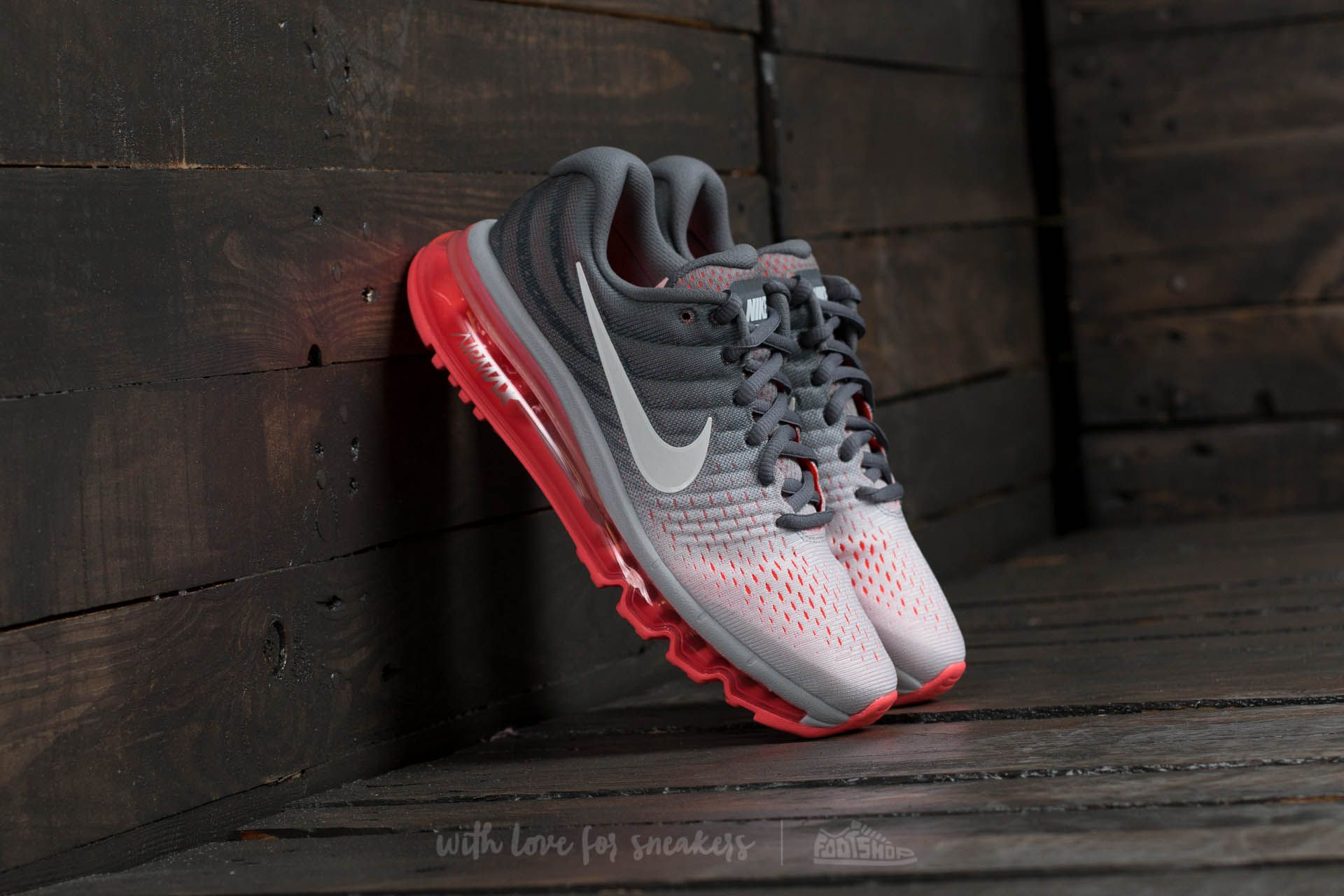 Nike Wmns Air Max 2017 Pure Platinum/ White-Cool Grey Footshop – FR