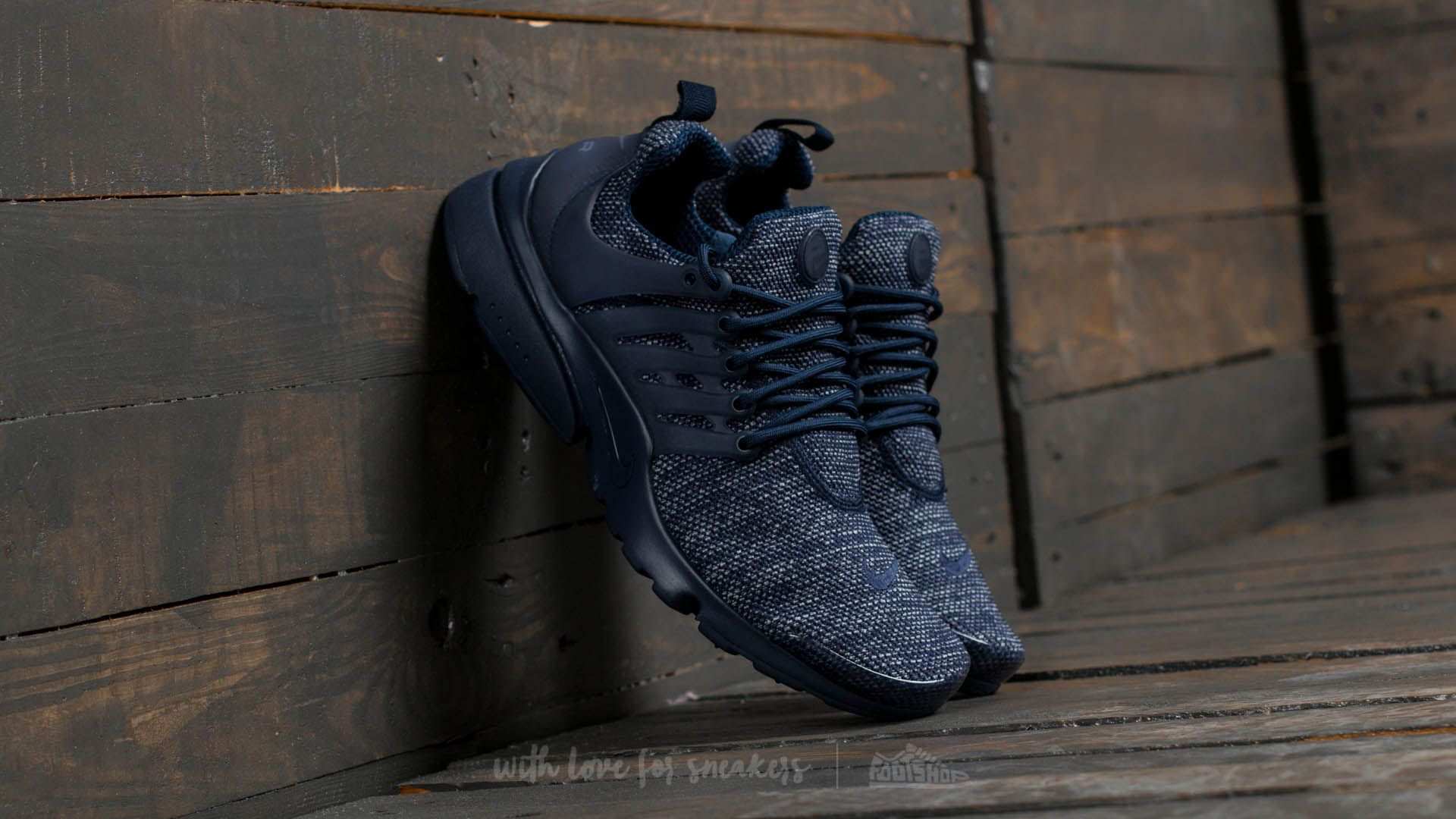 Nike Air Presto Ultra BR Midnight Navy/ Midnight Navy Footshop – FR