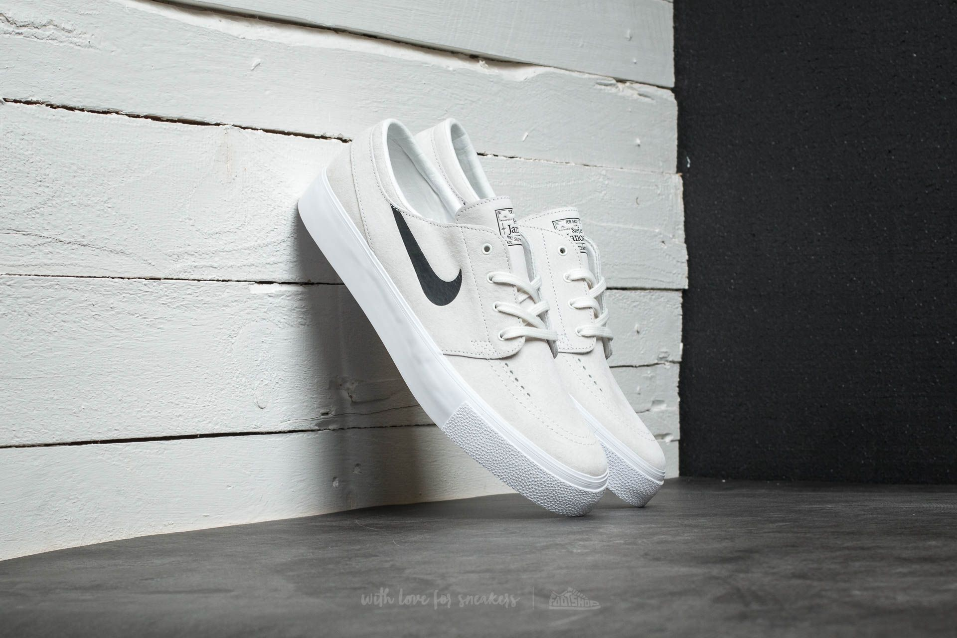 Nike SB Zoom Janoski Ht Summit White/ Black Footshop – FR