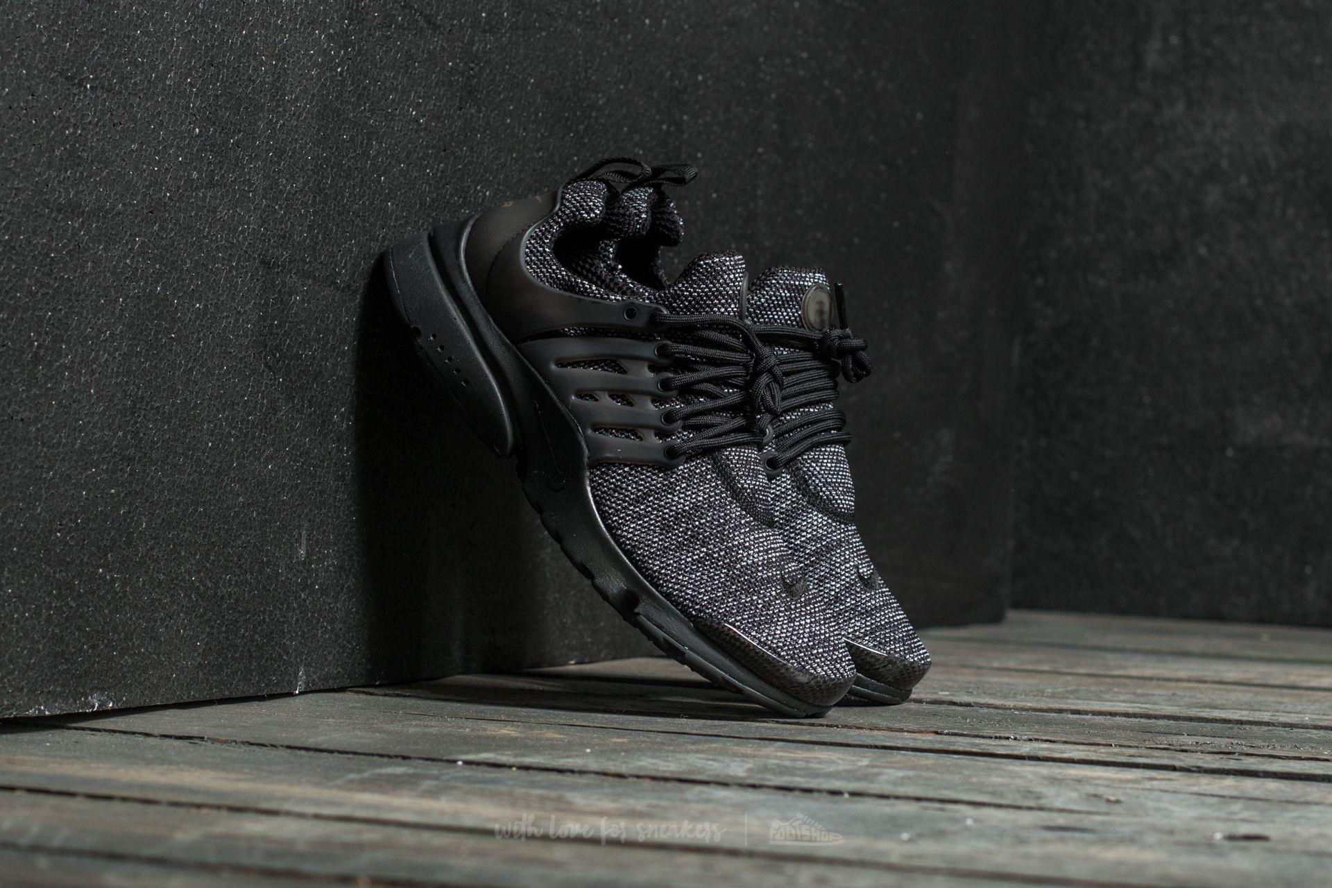 Nike Air Presto Ultra BR Black/ Black-Black Footshop – FR