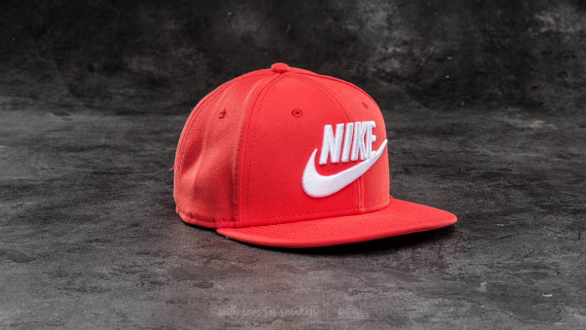 Nike Futura True Snapback Red Footshop – FR