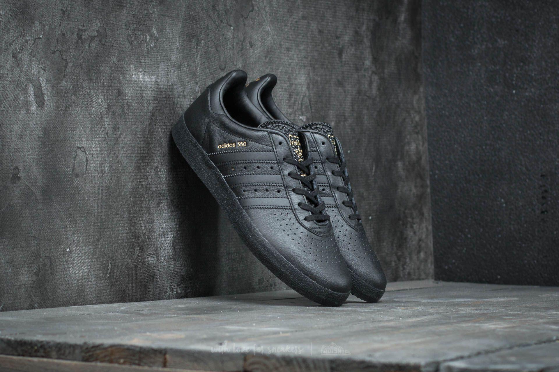 adidas 350 Core Black/ Core Black/ Core Black Footshop – FR