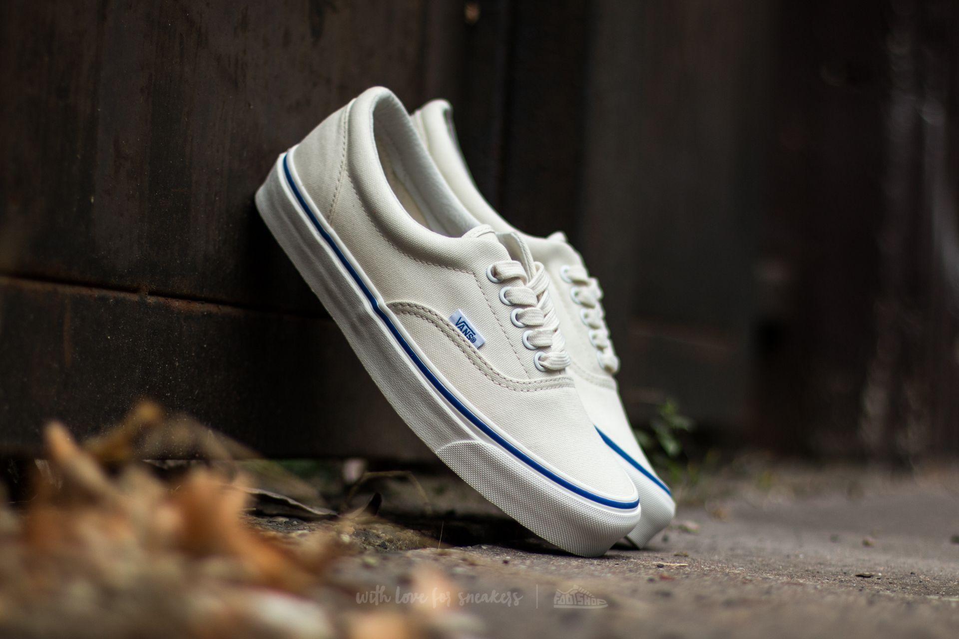 Vans OG Era LX (Canvas) Marshmallow Footshop – FR