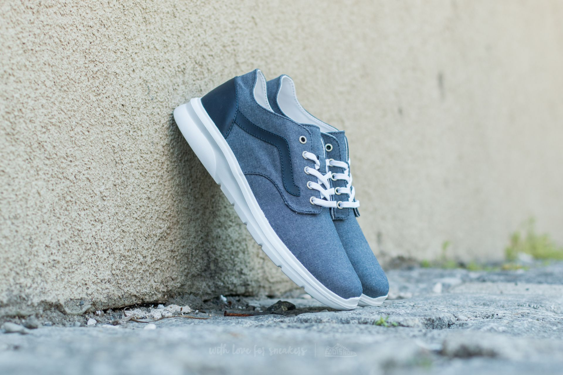 Vans Iso 2 (C&L) Chambray/ Blue Footshop – FR
