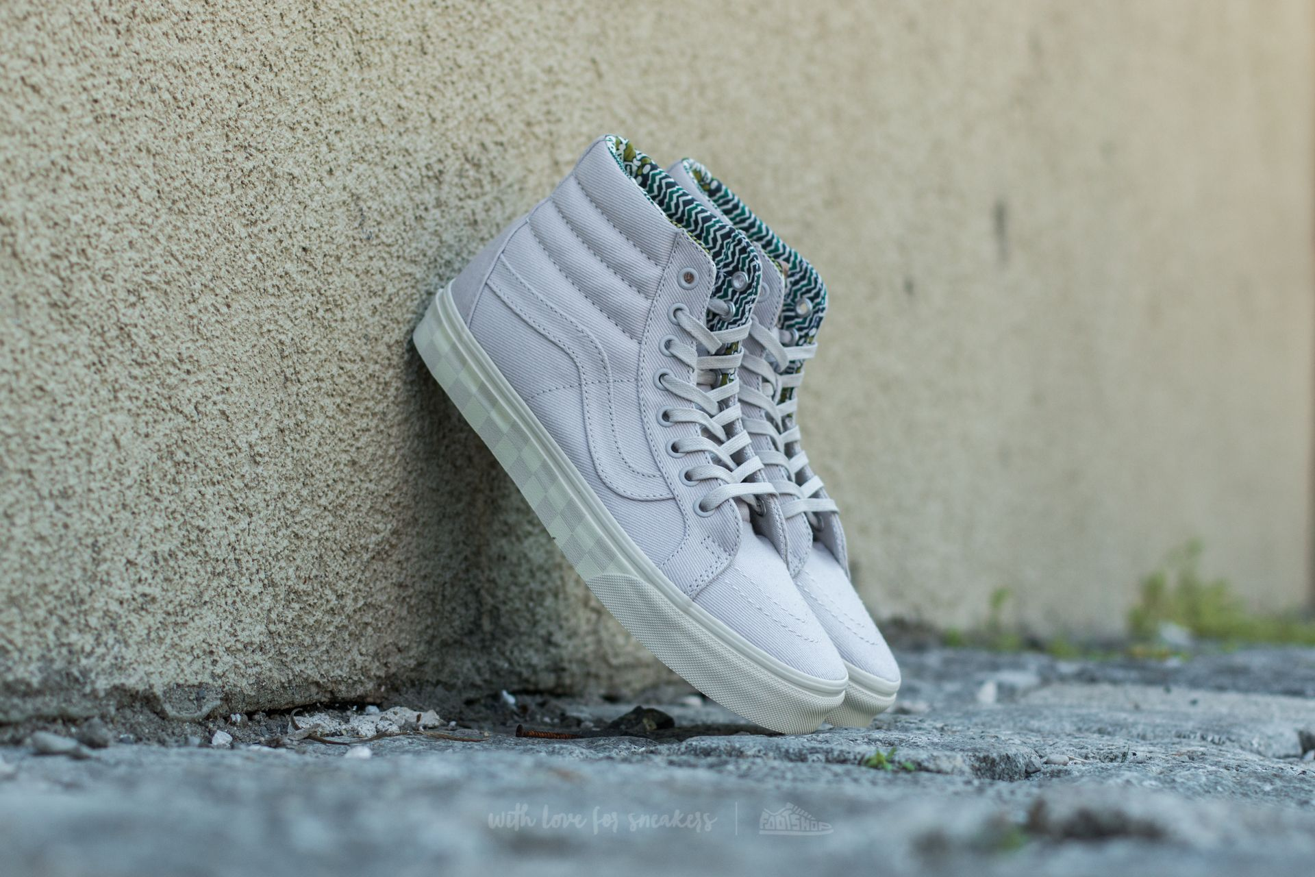Vans Sk8-Hi Reissue DX (Twill) Wing Chime Footshop – FR