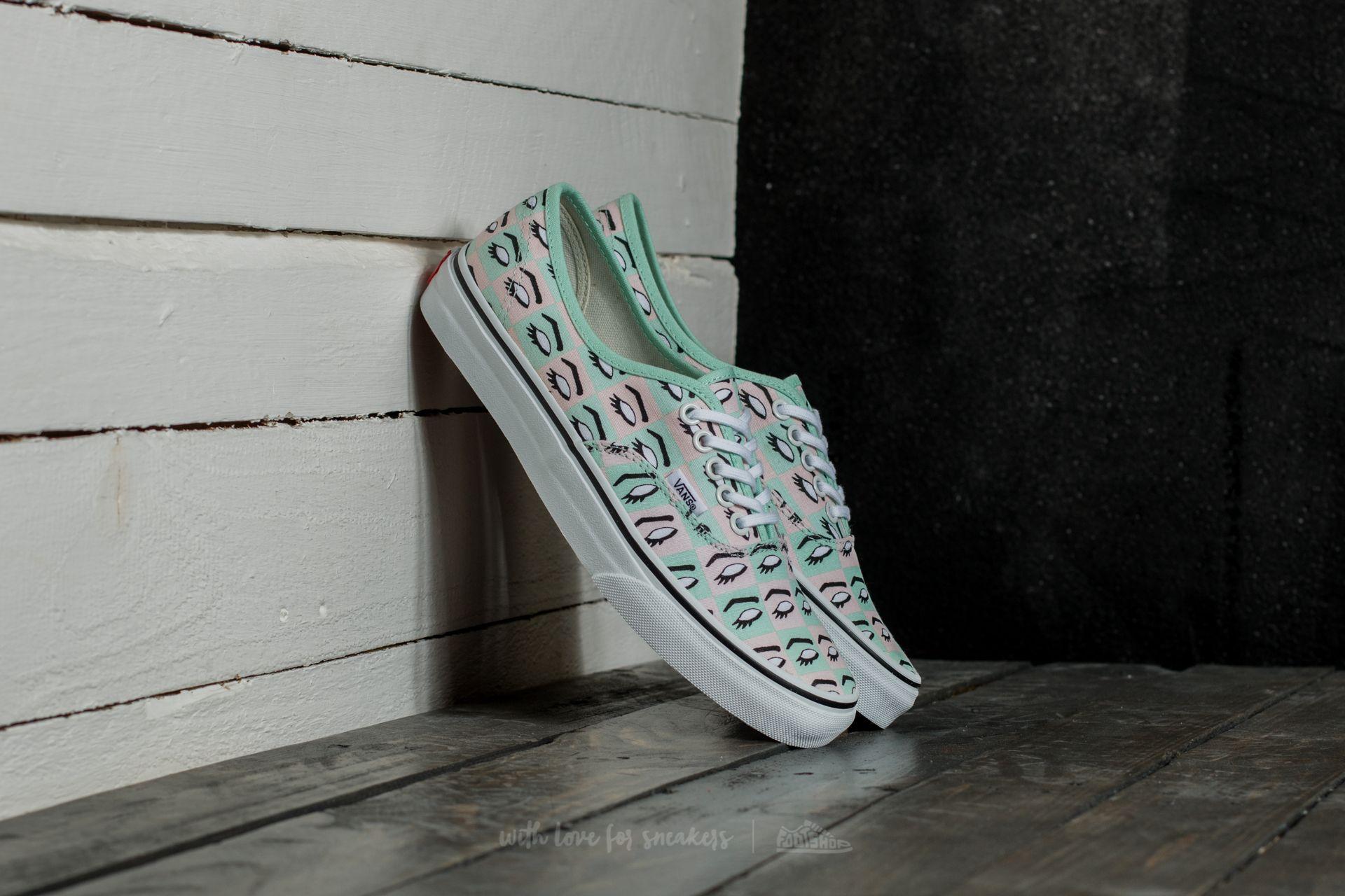 Vans x Kendra Dandy Authentic Mod Eye/ True White Footshop – FR