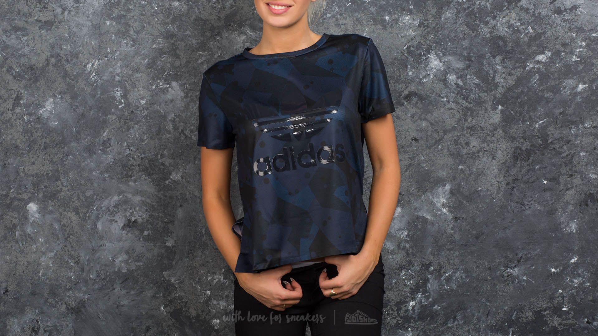 adidas T-Shirt Multicolor