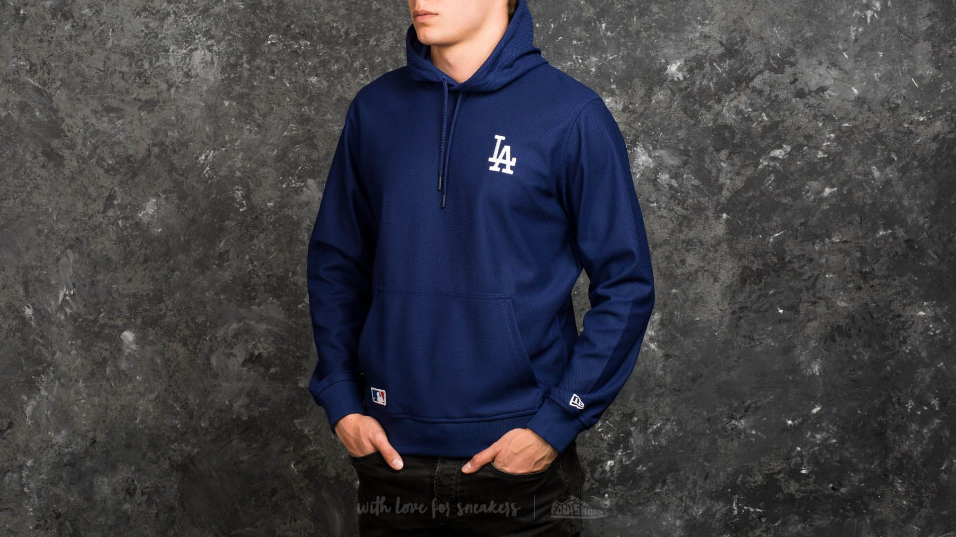New Era West Coast Los Angeles Dodgers Hoody Dry Footshop – FR
