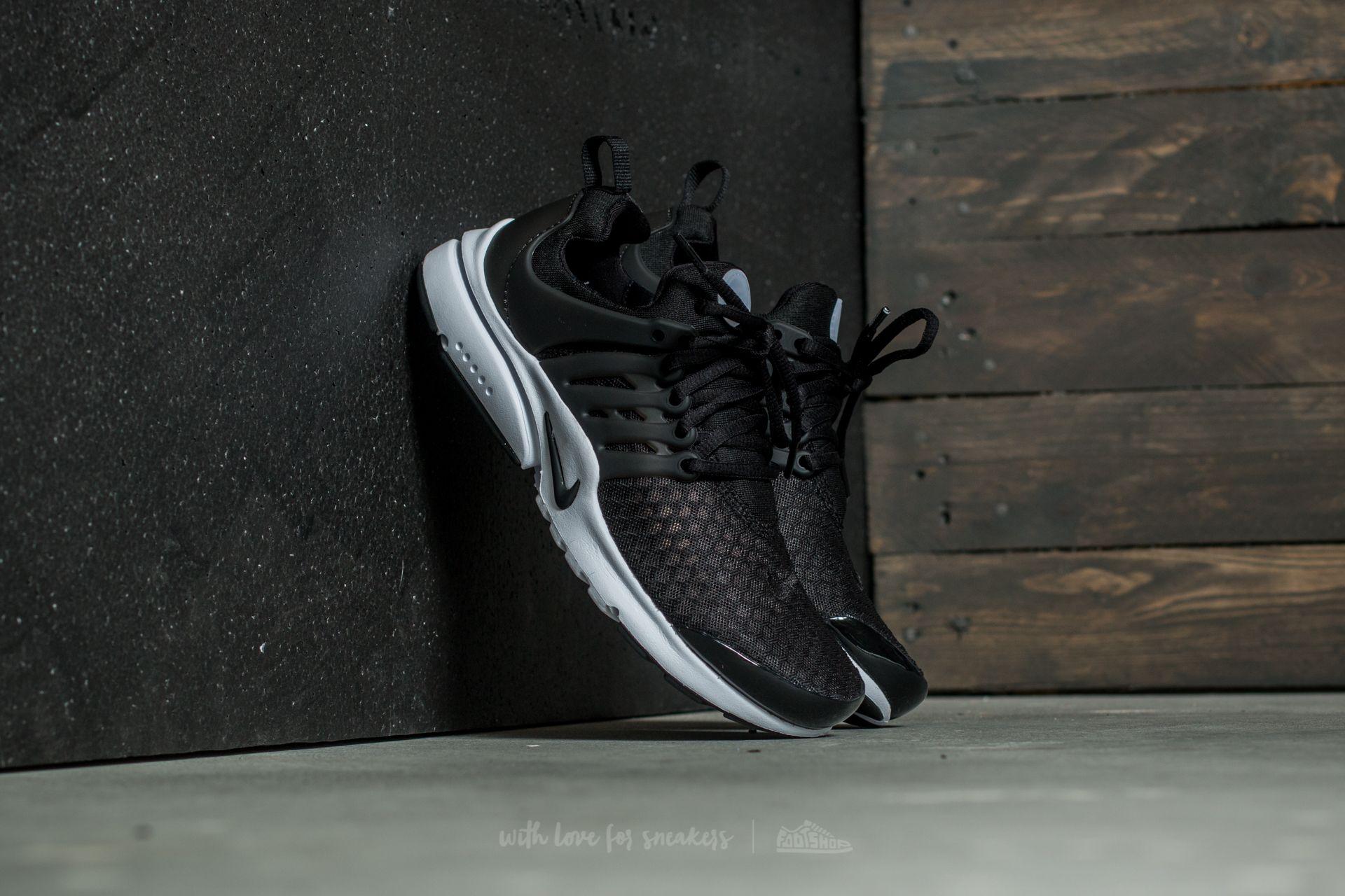 Nike Presto BR (GS) White/ Black Footshop – FR