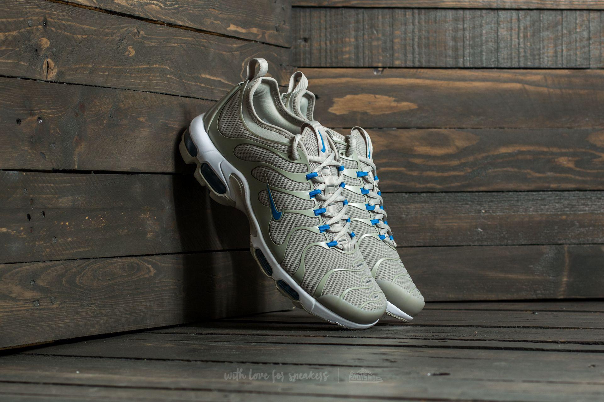 Nike Air Max Plus TN Ultra White/ Photo Blue-Pale Grey Footshop – FR
