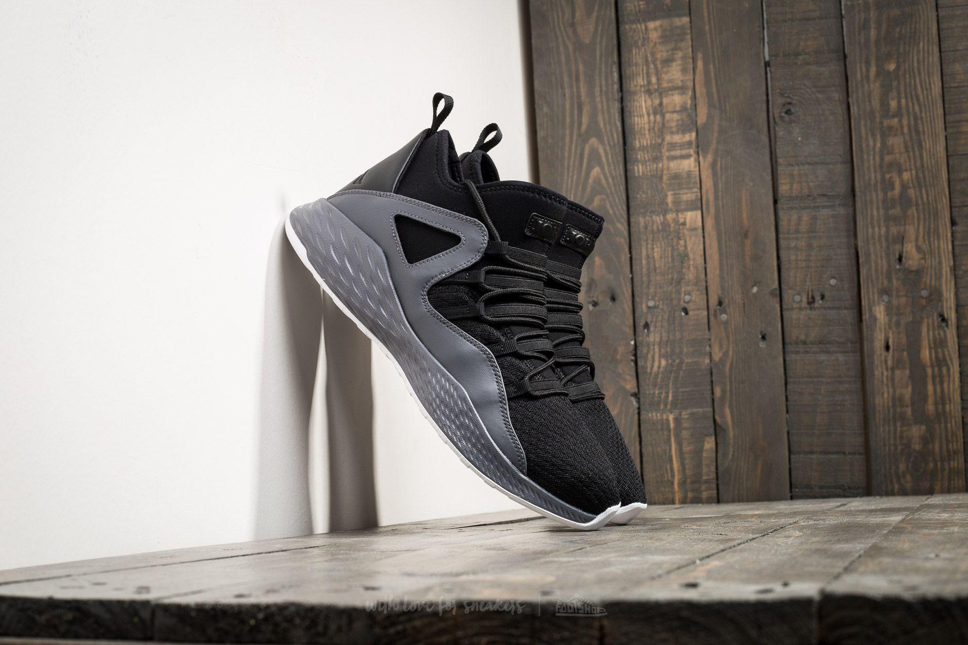Jordan Formula 23 Black/ Black-Dark Grey-White Footshop – FR