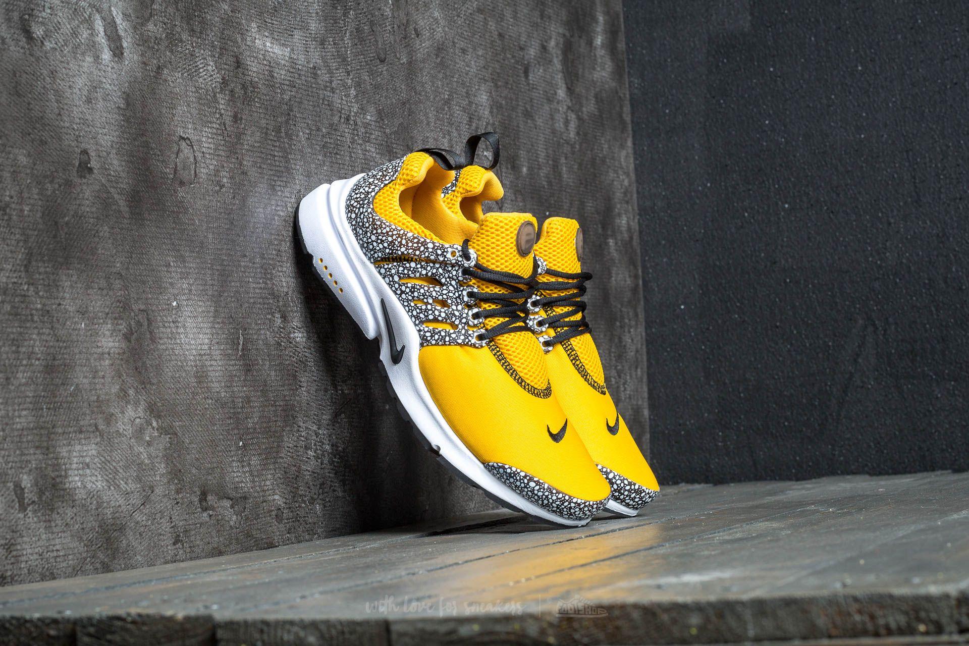 Nike Air Presto QS University Gold/ Black-White Footshop – FR