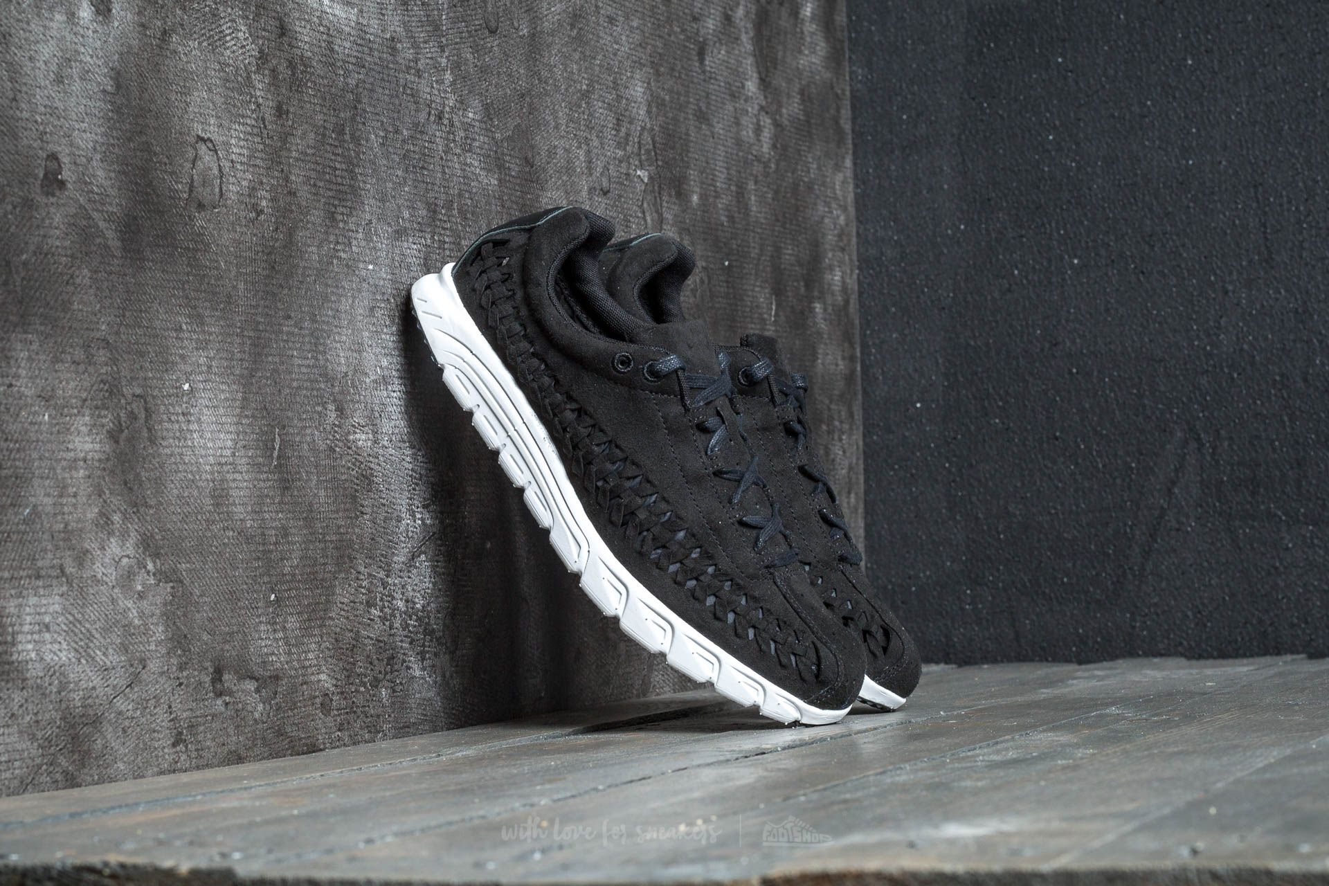 Nike Mayfly Woven Black/ Black-Summit White Footshop – FR