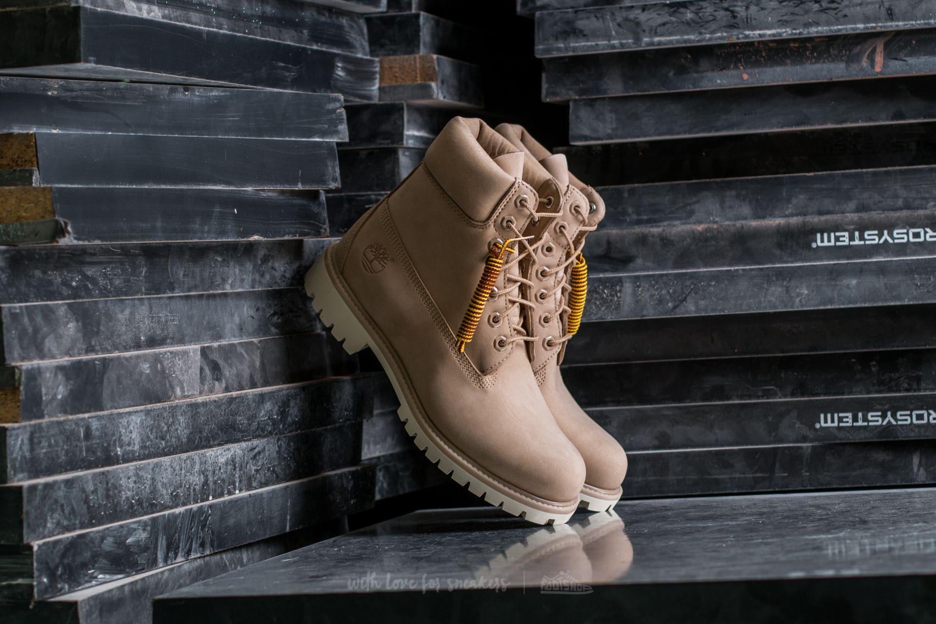Timberland 6 Premim Boot Croissant Footshop – FR