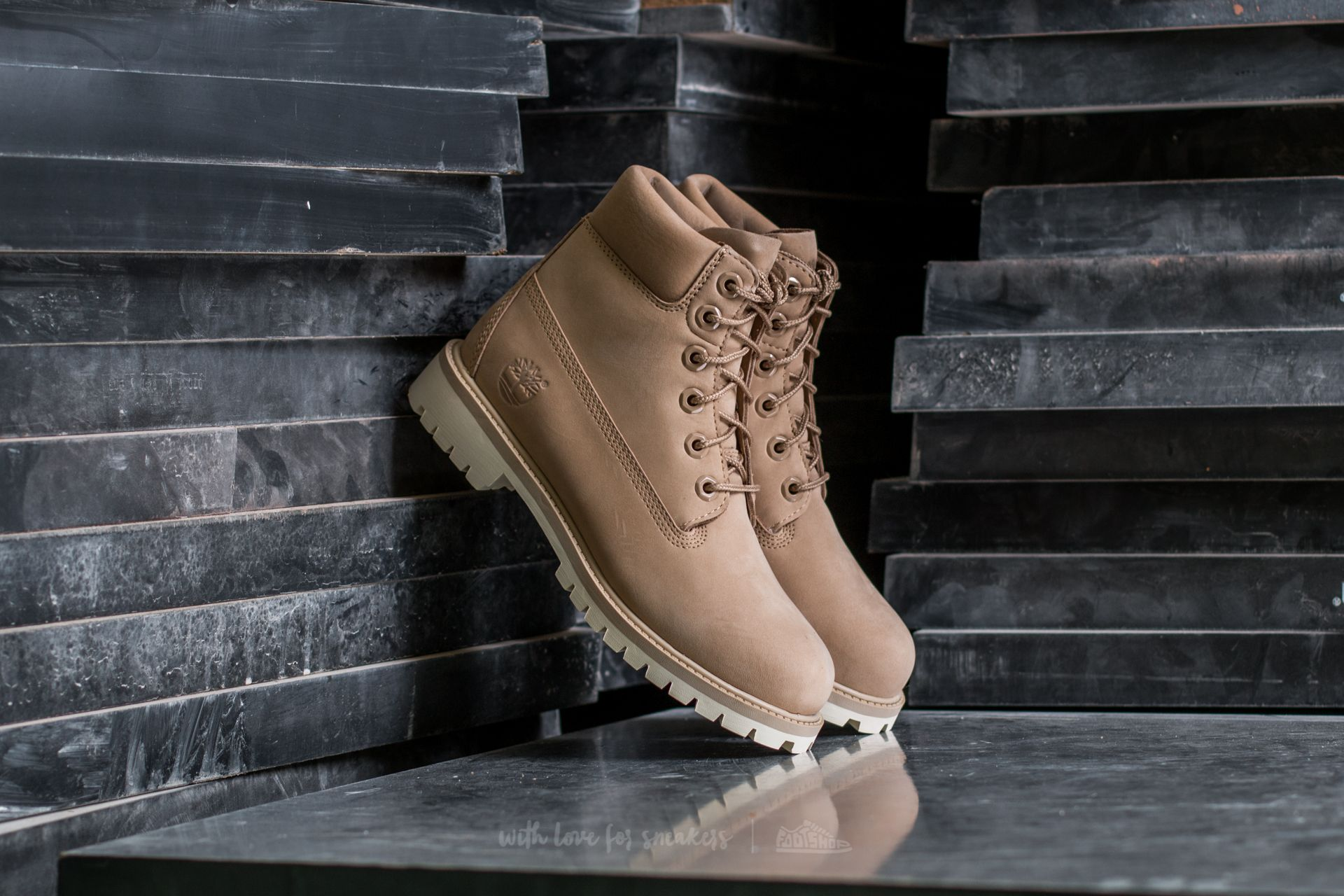 Timberland 6 In Premium Wp Boot Croissant Footshop – FR