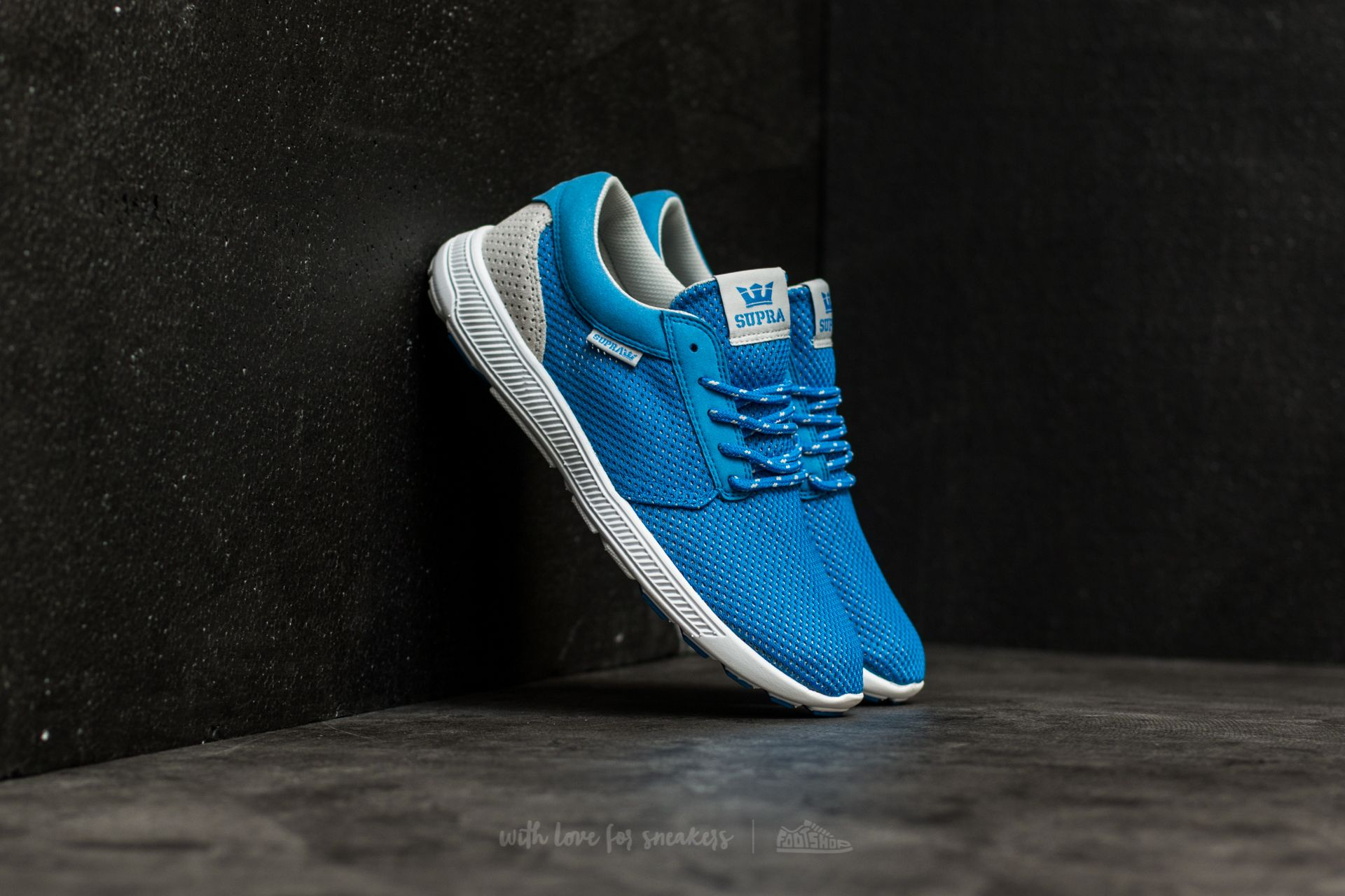 Supra Hammer Run Blue-White Footshop – FR